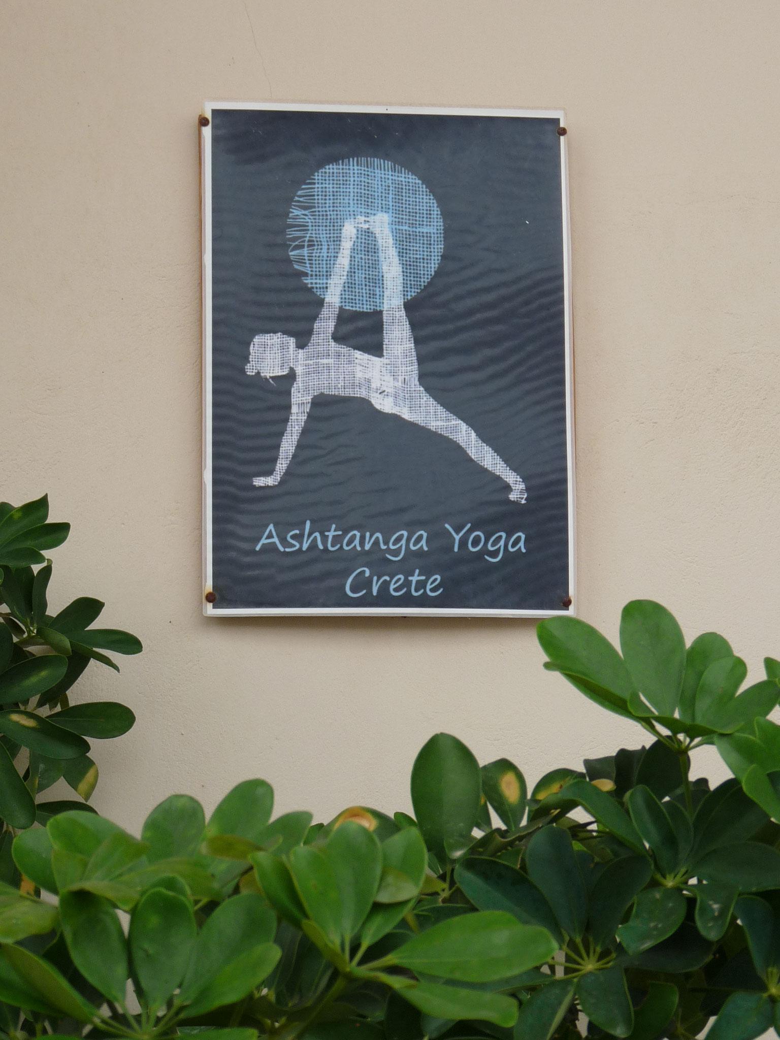 Die Yoga-Shala von Nektarios