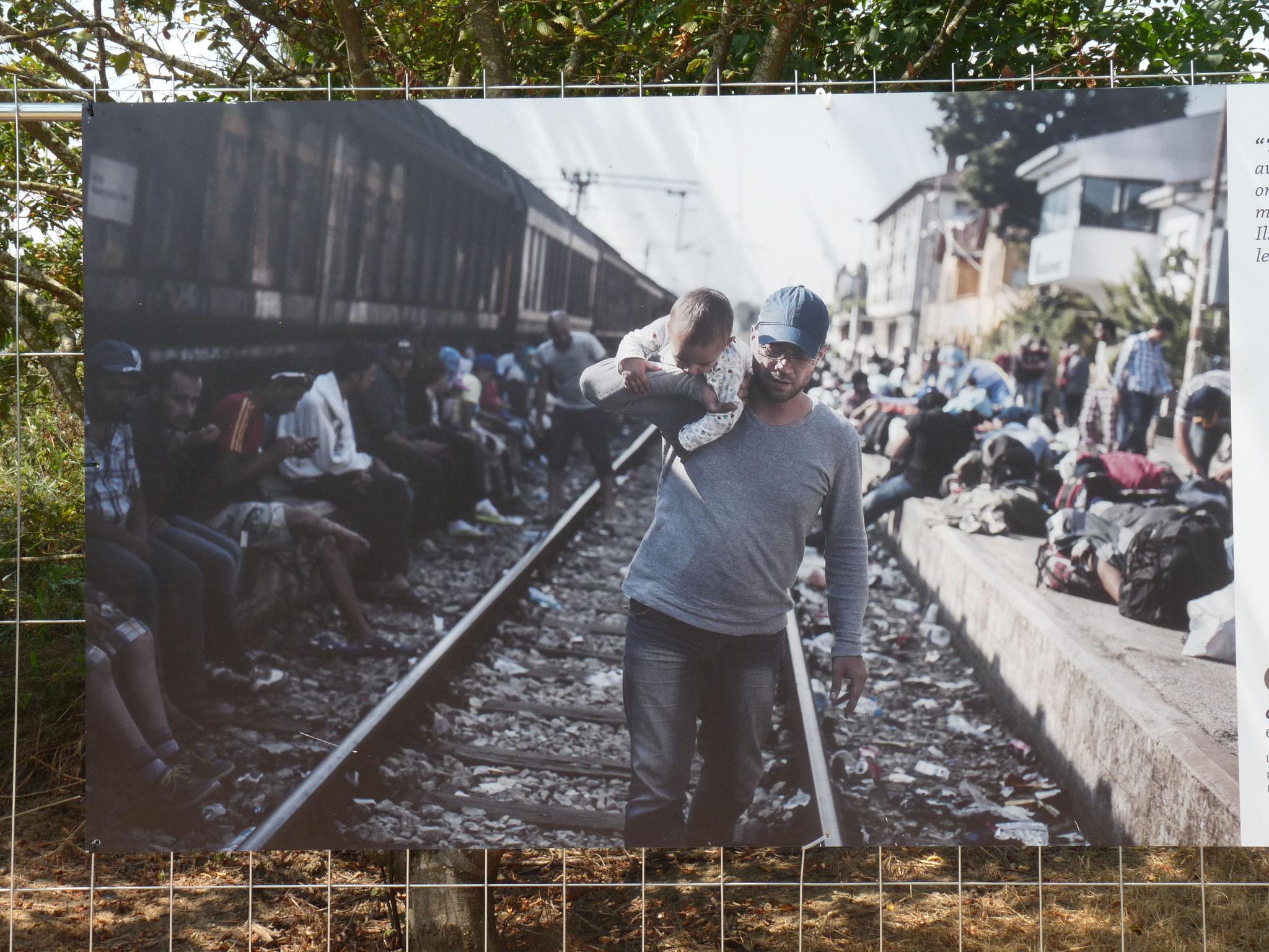 La misère ( photojournalisme XXI)
