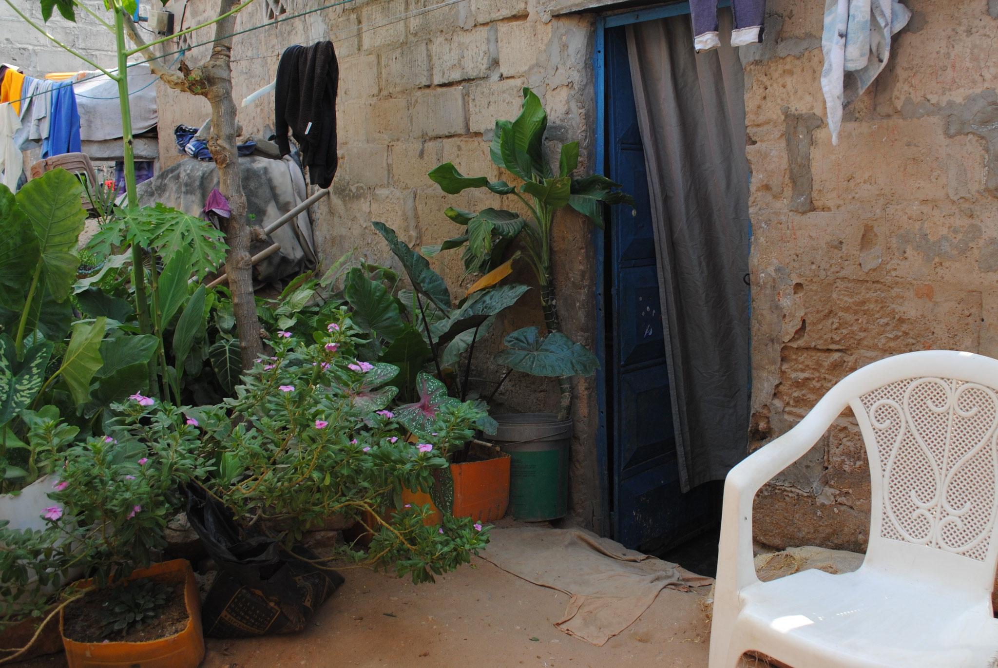 La petite maison d'enfance d'Osvaldo