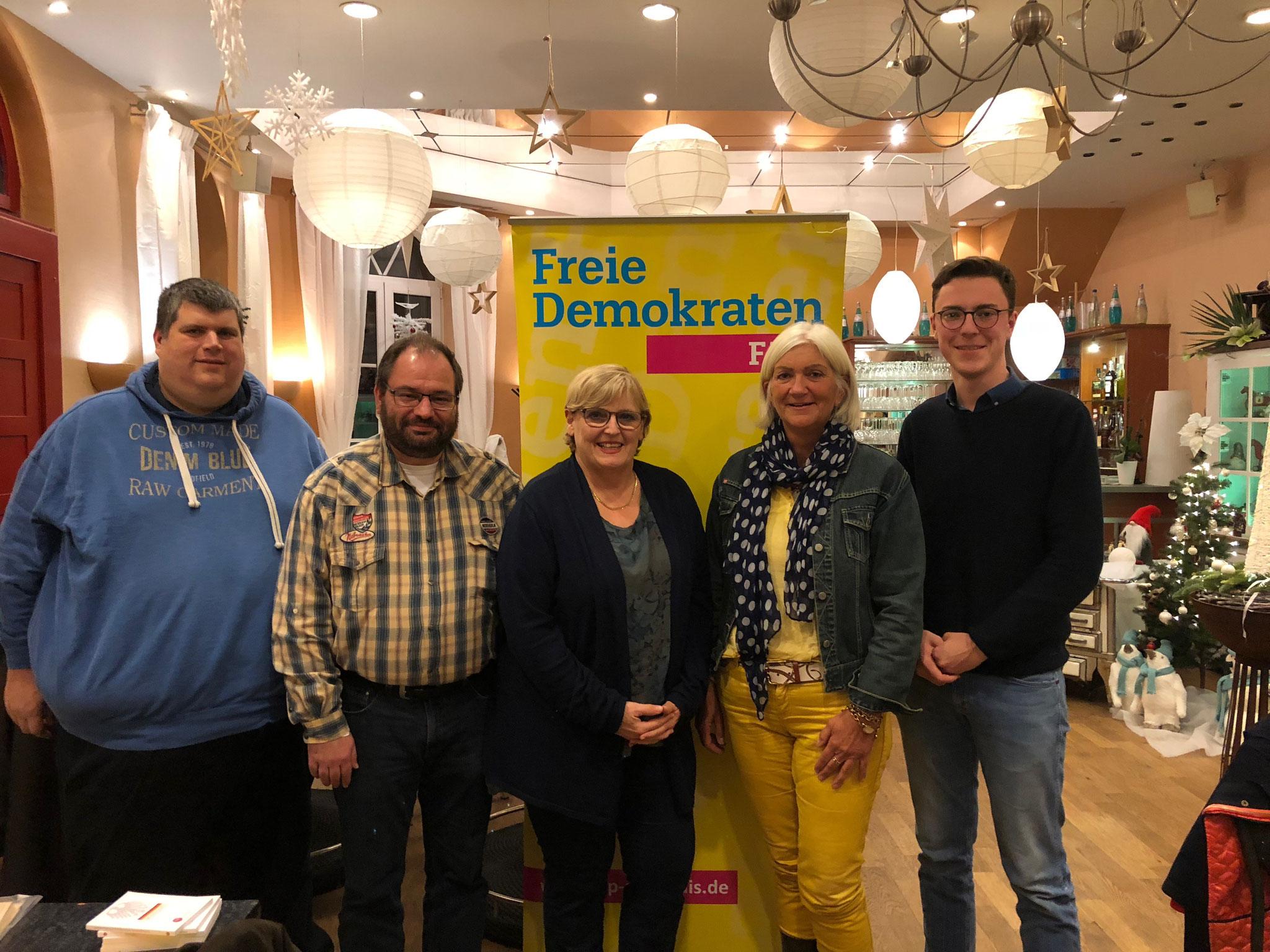 Kreisparteitag mit Listenaufstellung in Hemmersdorf