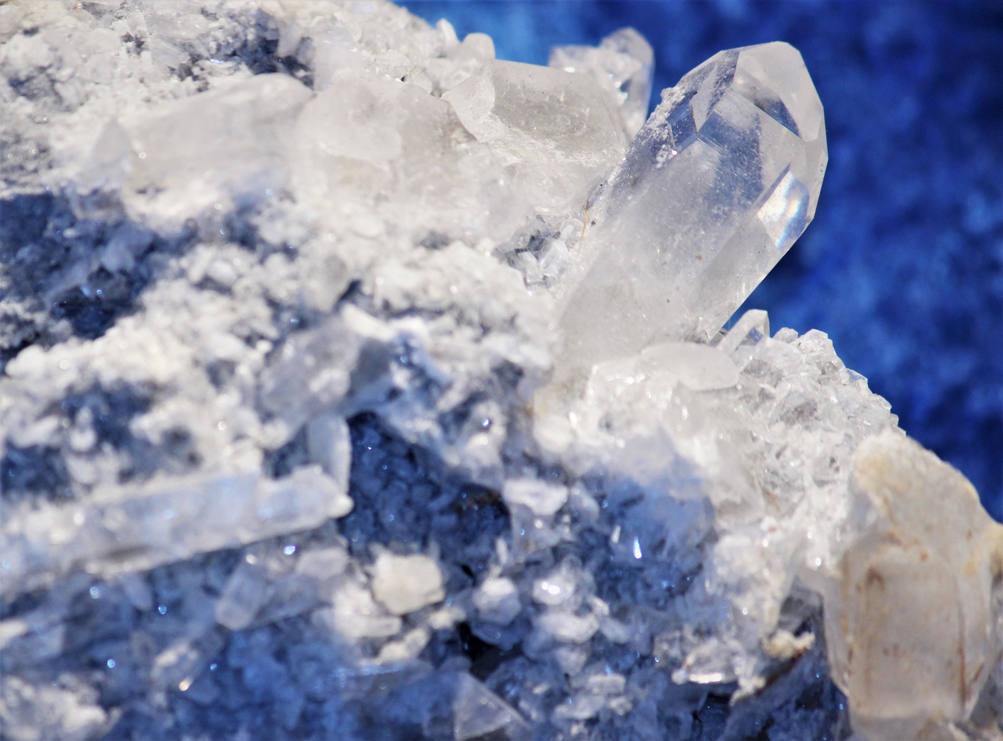 Bergkristall - Sustenpass