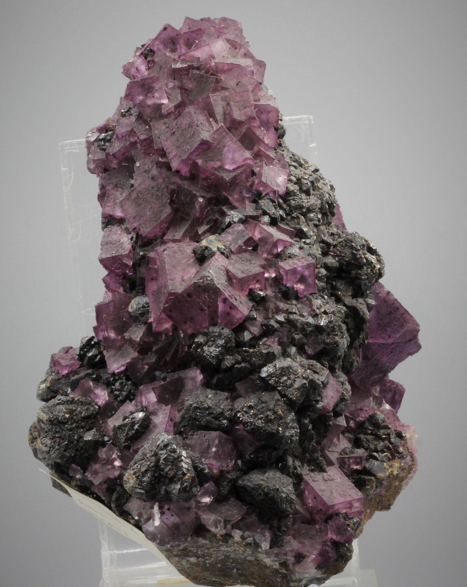 Fluorit, Bleiglanz - USA