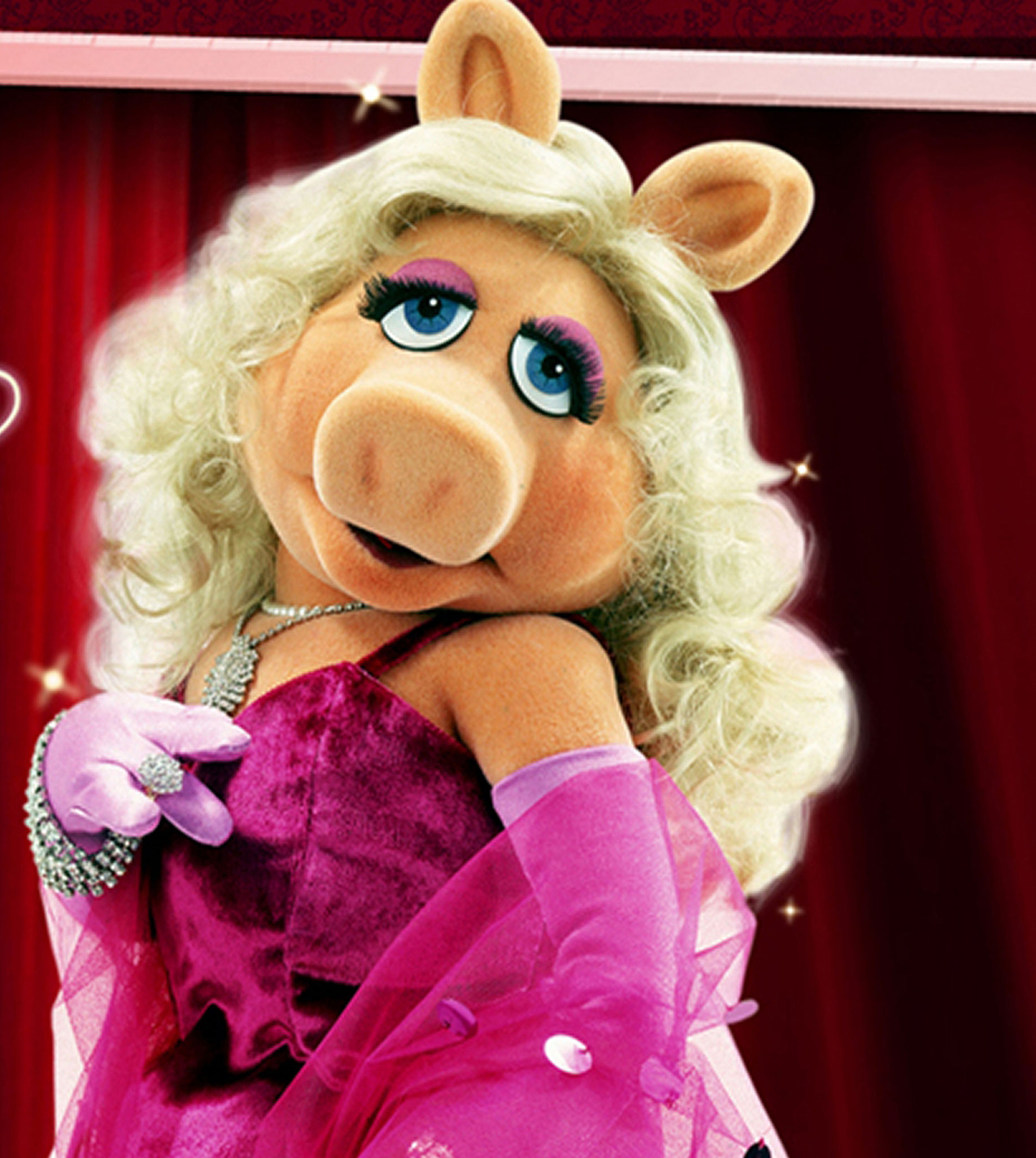 Miss Piggy's Hot Pink