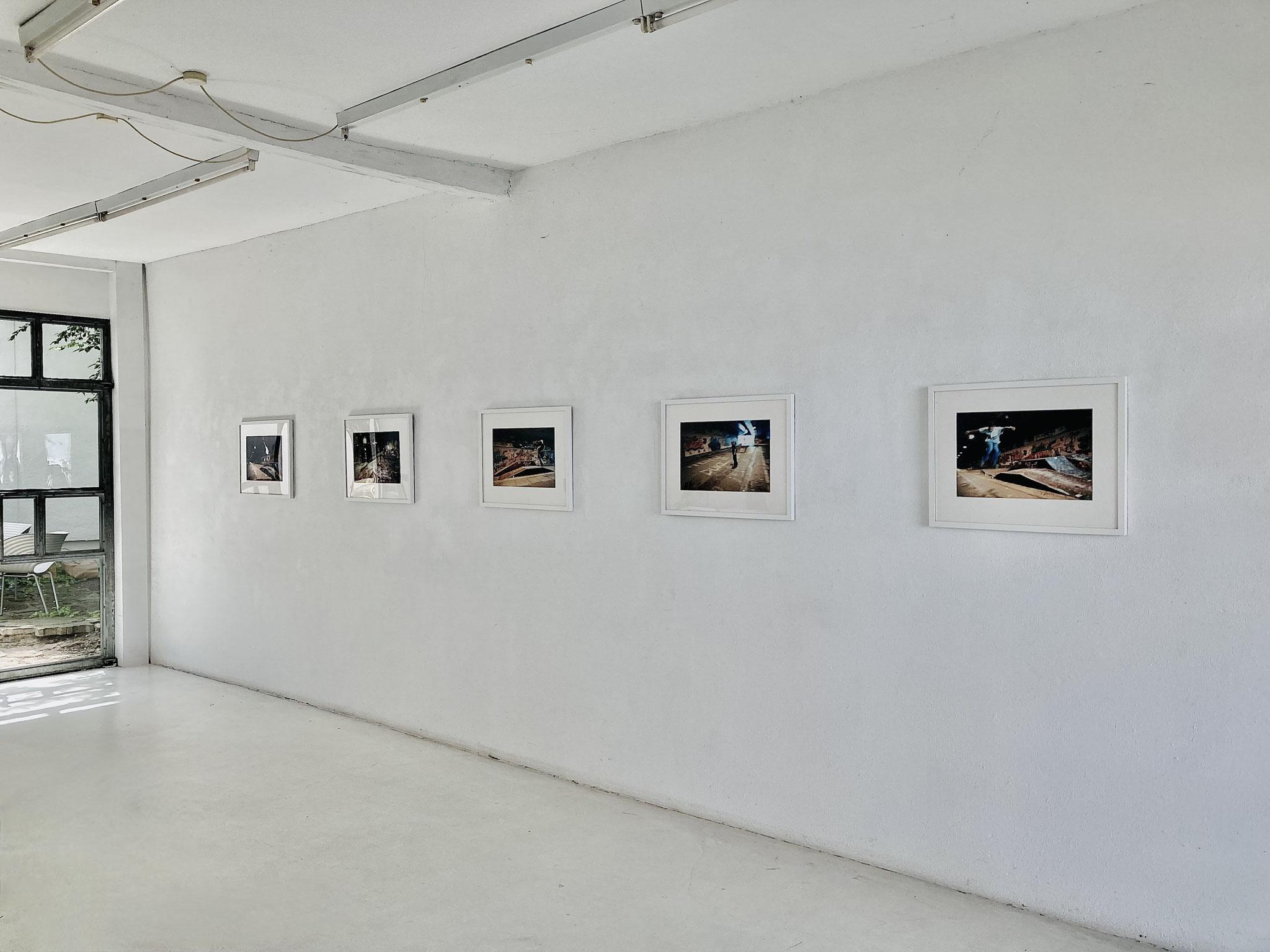 © Uwe H. Seyl exhibition view Room 1, Brigitte March Stuttgart 2021