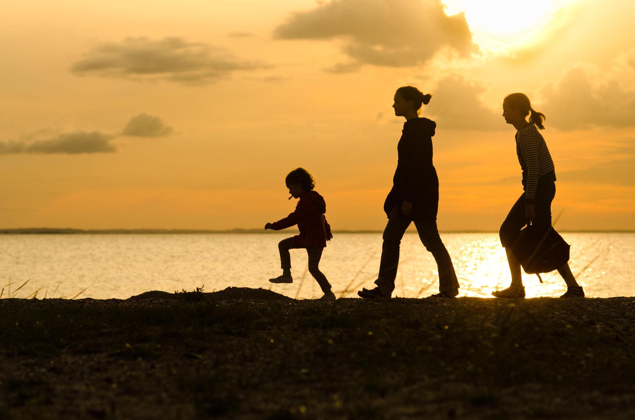 unsere kleine Olsenbande - Urlaub in Dänemark - © Dirk Brzoska