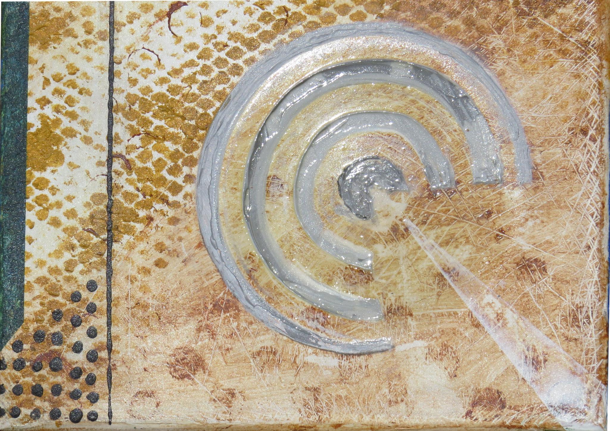 syncrétisme. vue de zoom6 - daluz galego tableau abstrait abstraction