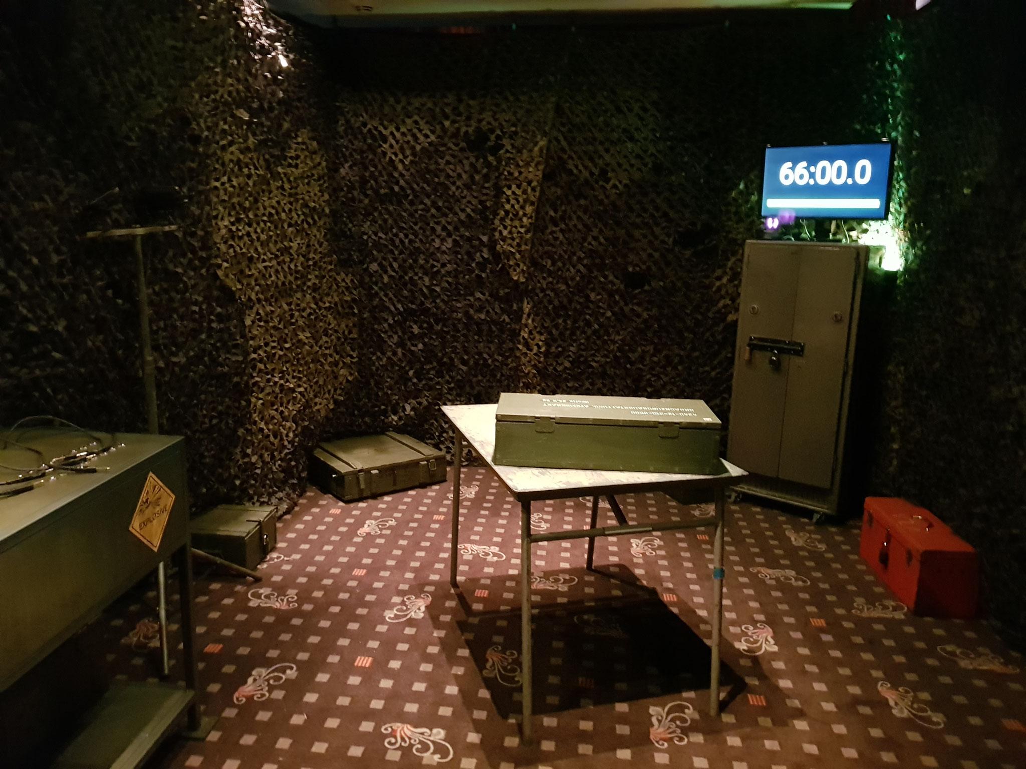 Mobiler Escape Room im Tagungsraum
