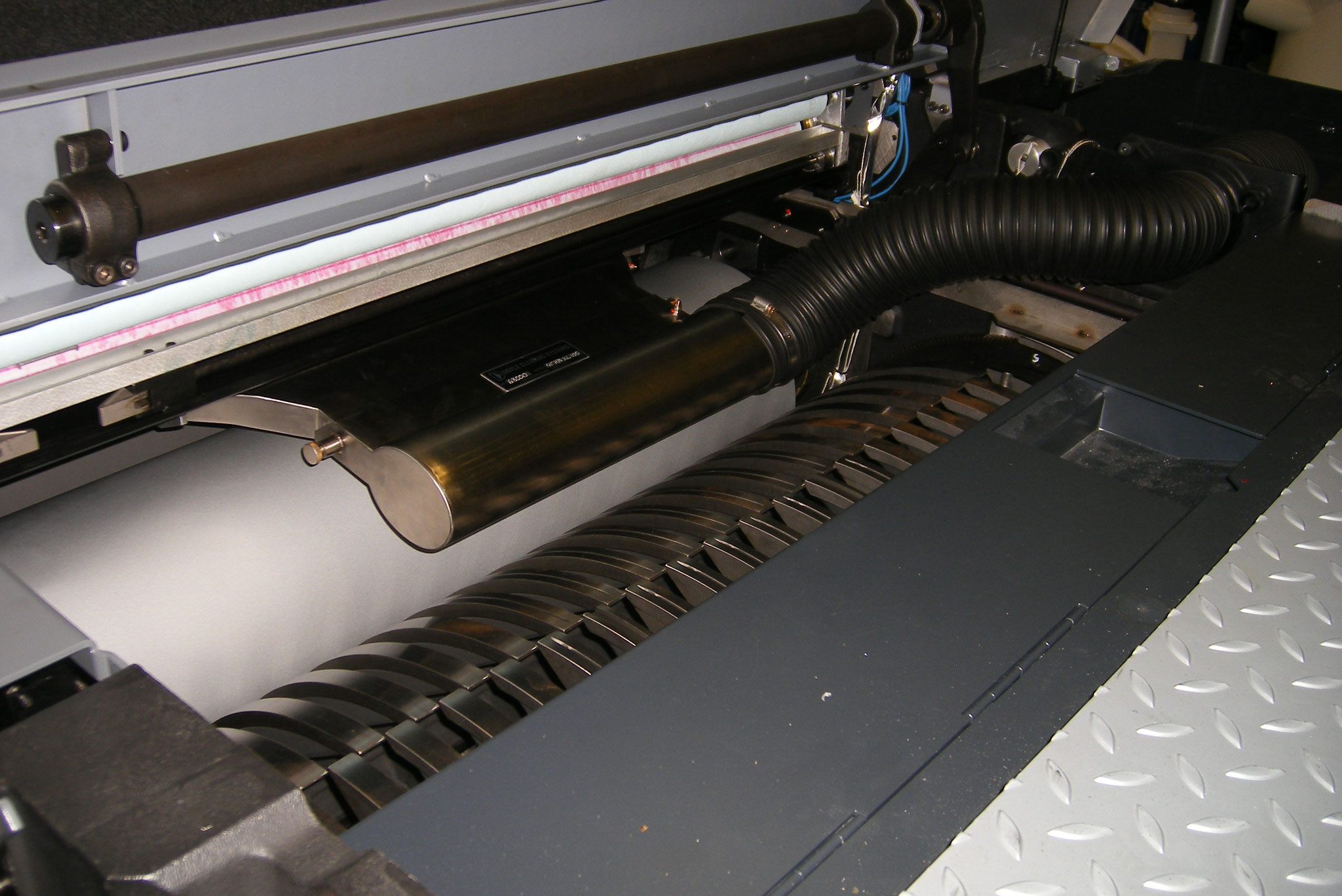 HD XL 105 im Wendewerk