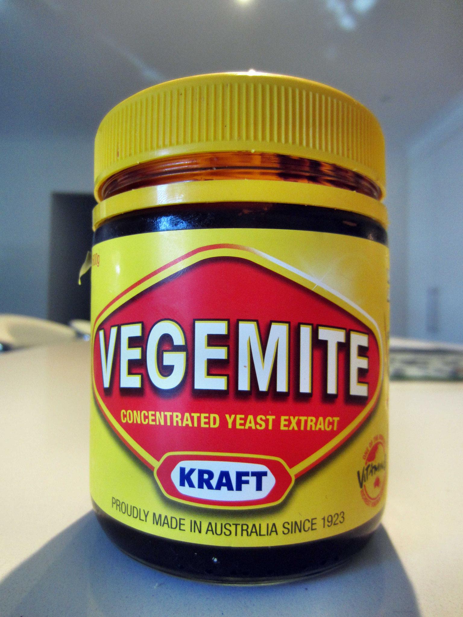 Vegemite - Brotaufstrich, der nur Australiern schmeckt