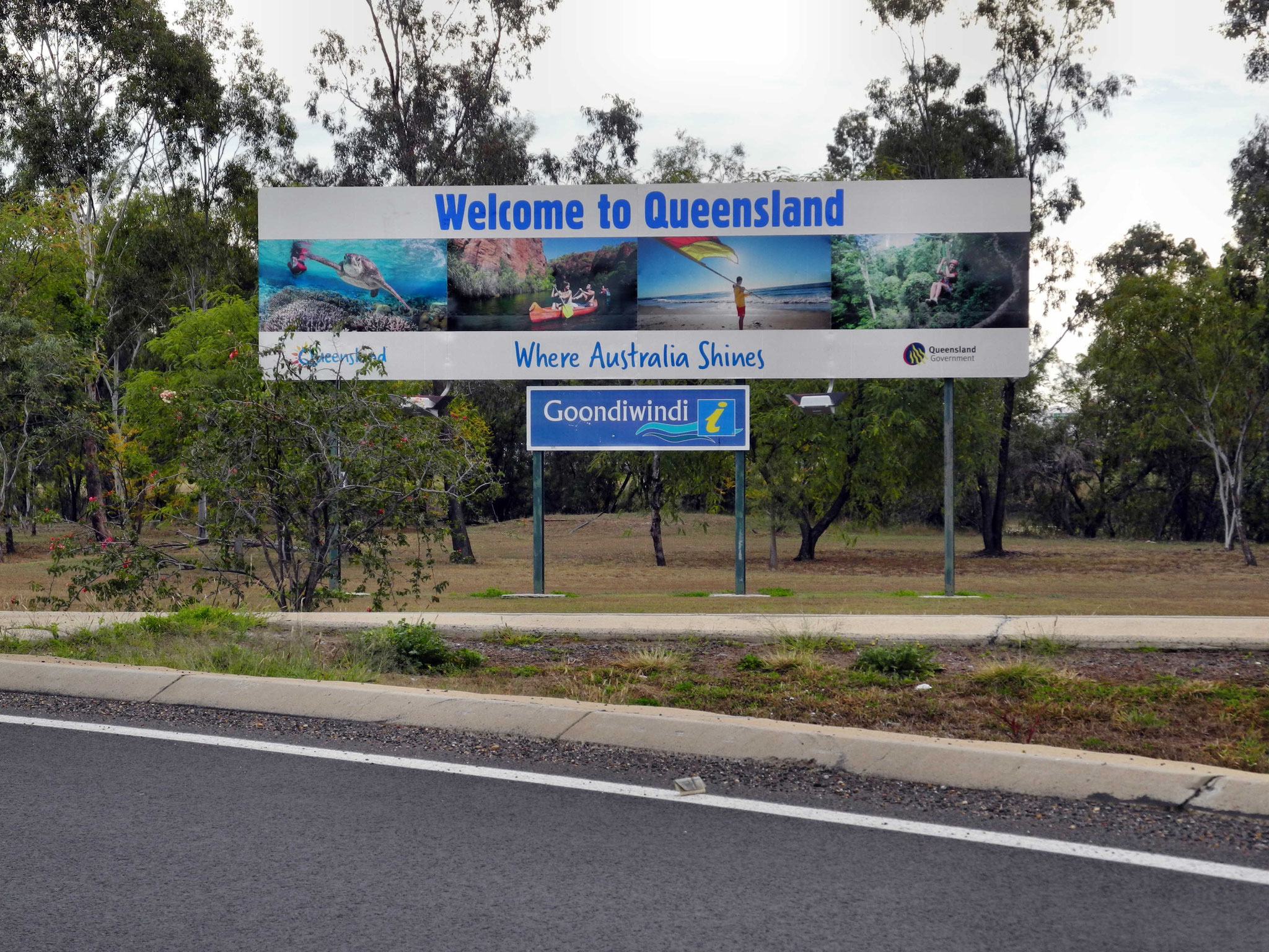 Queensland - Sunshinestate