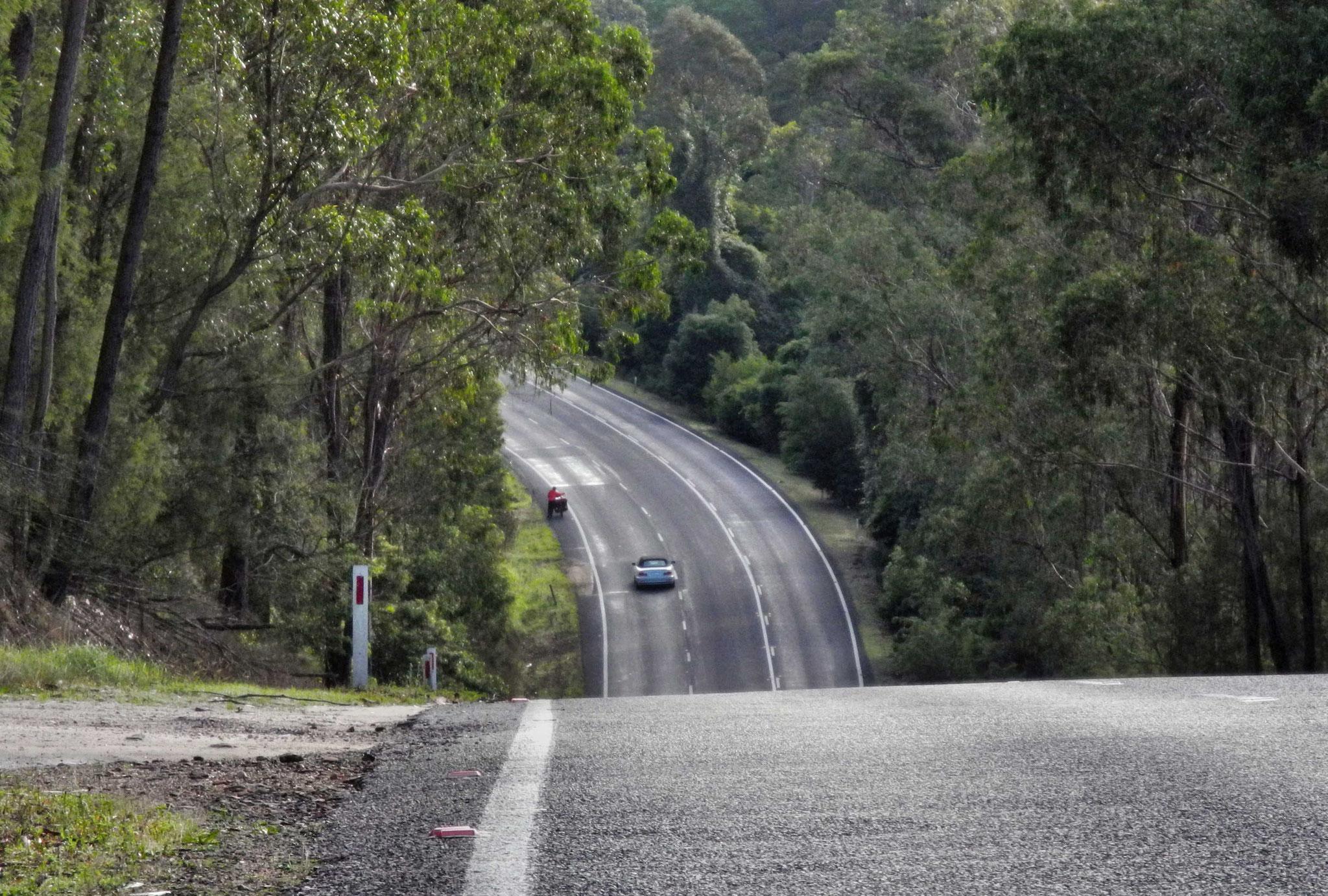 Ständiges Auf und Ab in Südaustralien