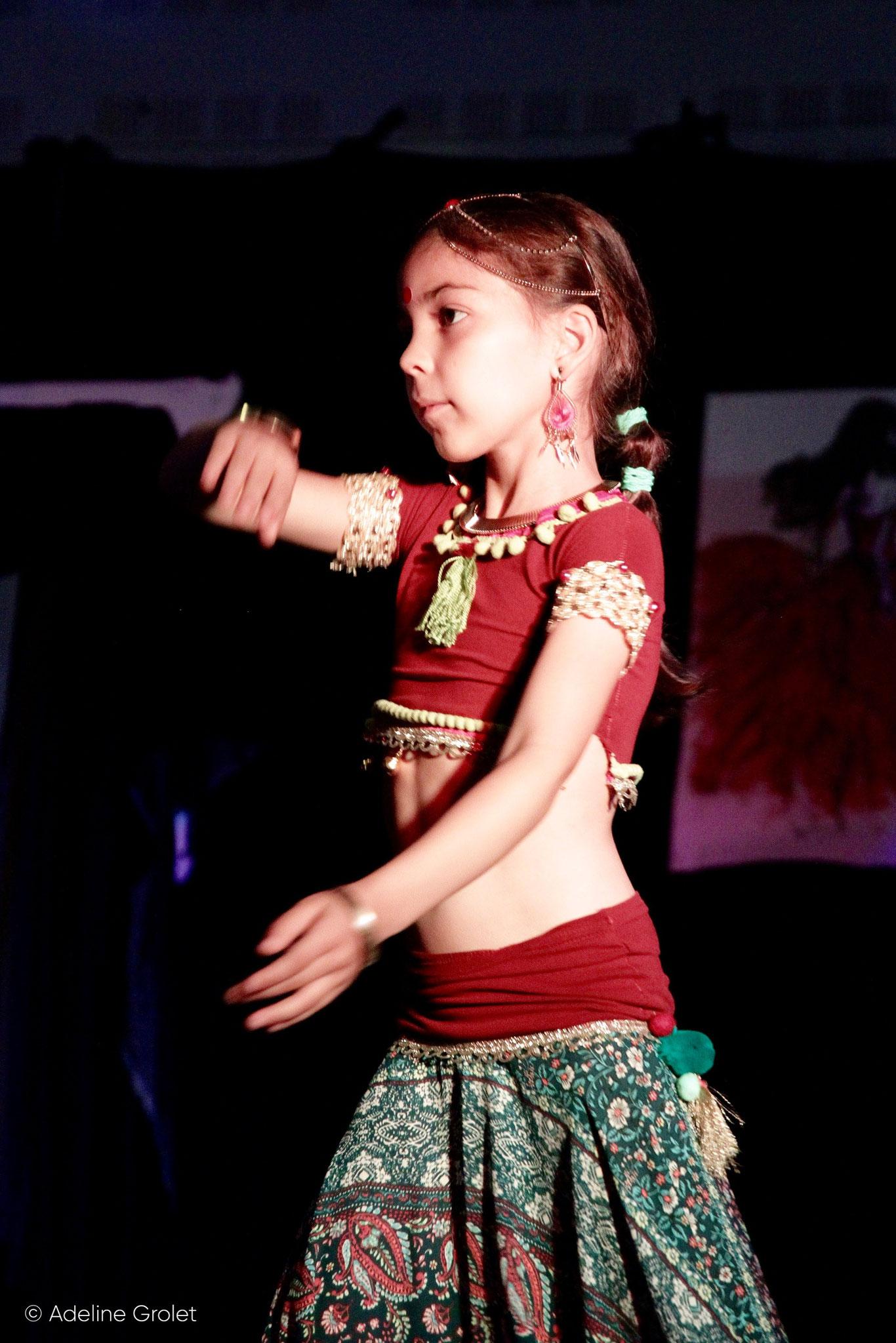 Danse petite fille