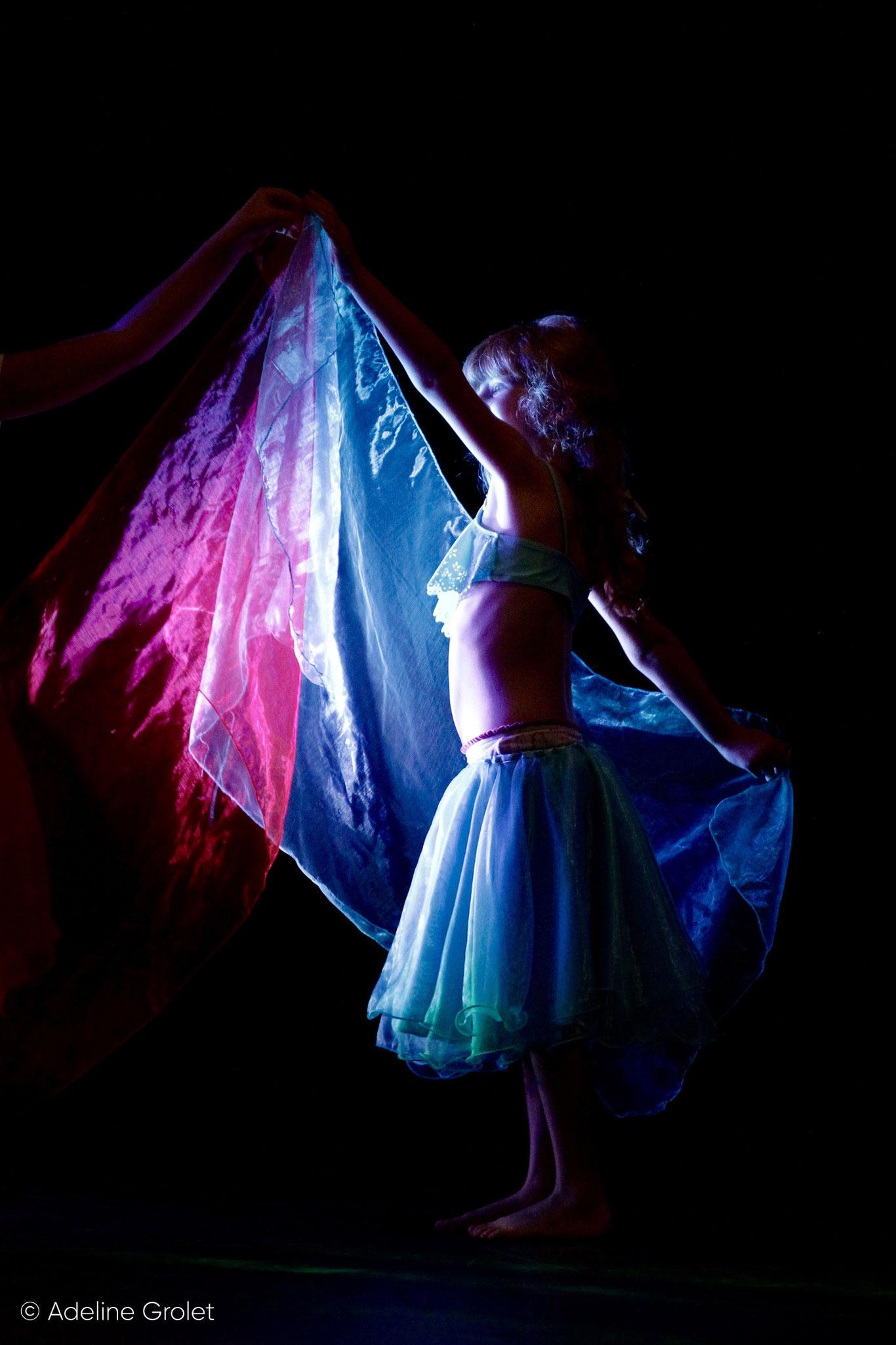 Atelier danse Gan