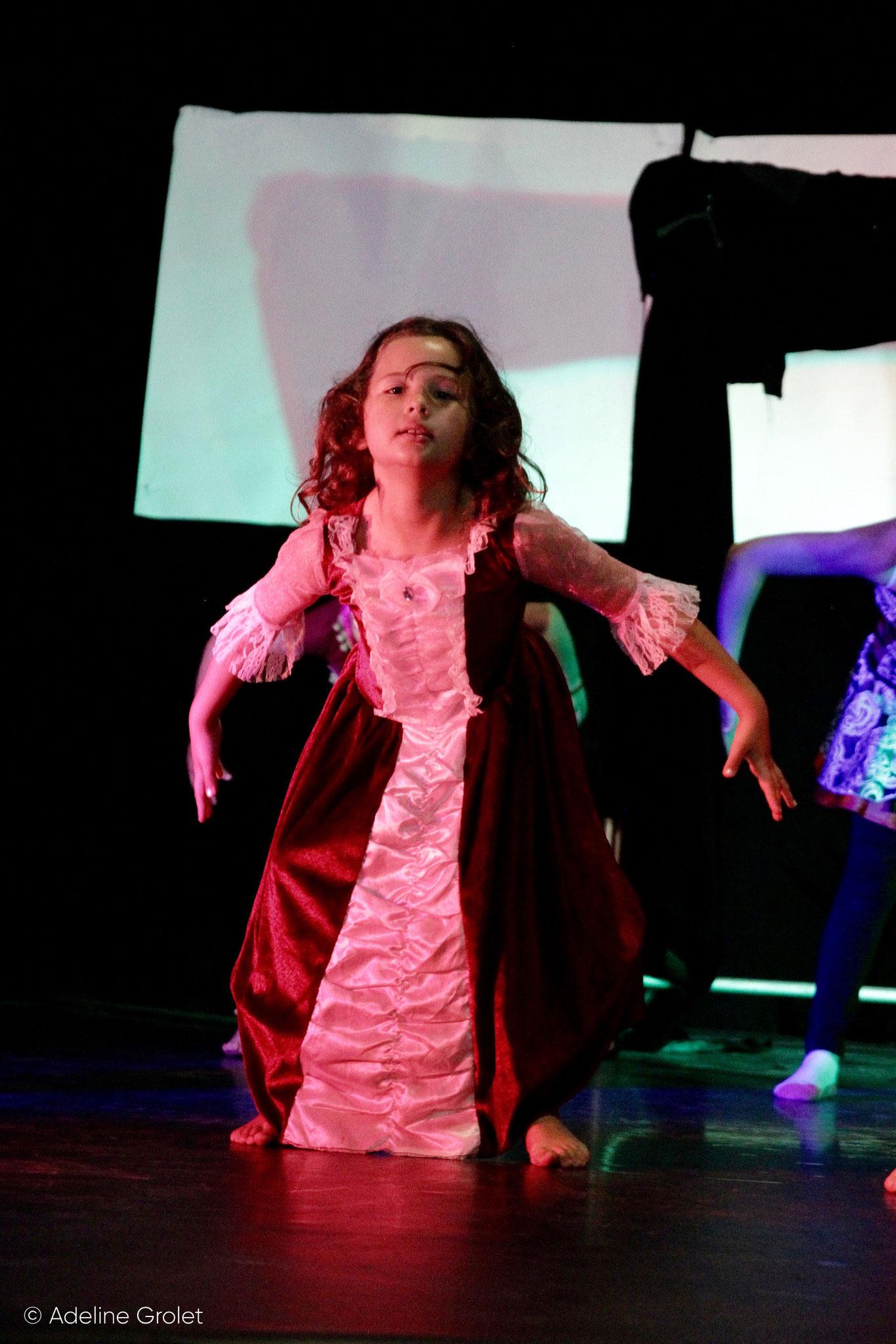 spectacle de danse Béarn