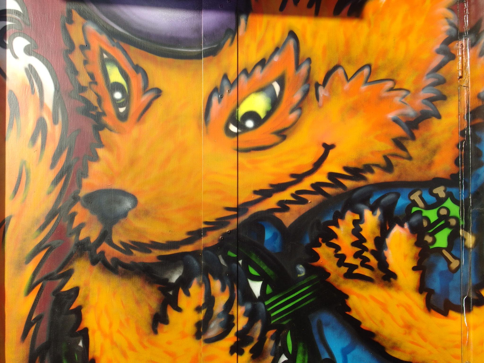 The Fox and Firkin, Lewisham, 2015