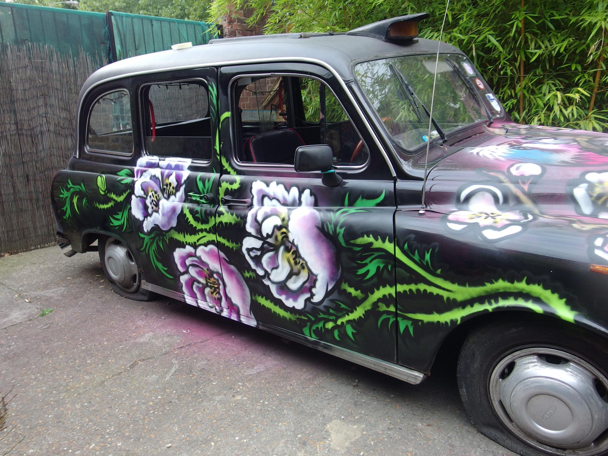 Magic Garden Taxi, Magic Garden Pub, 2017