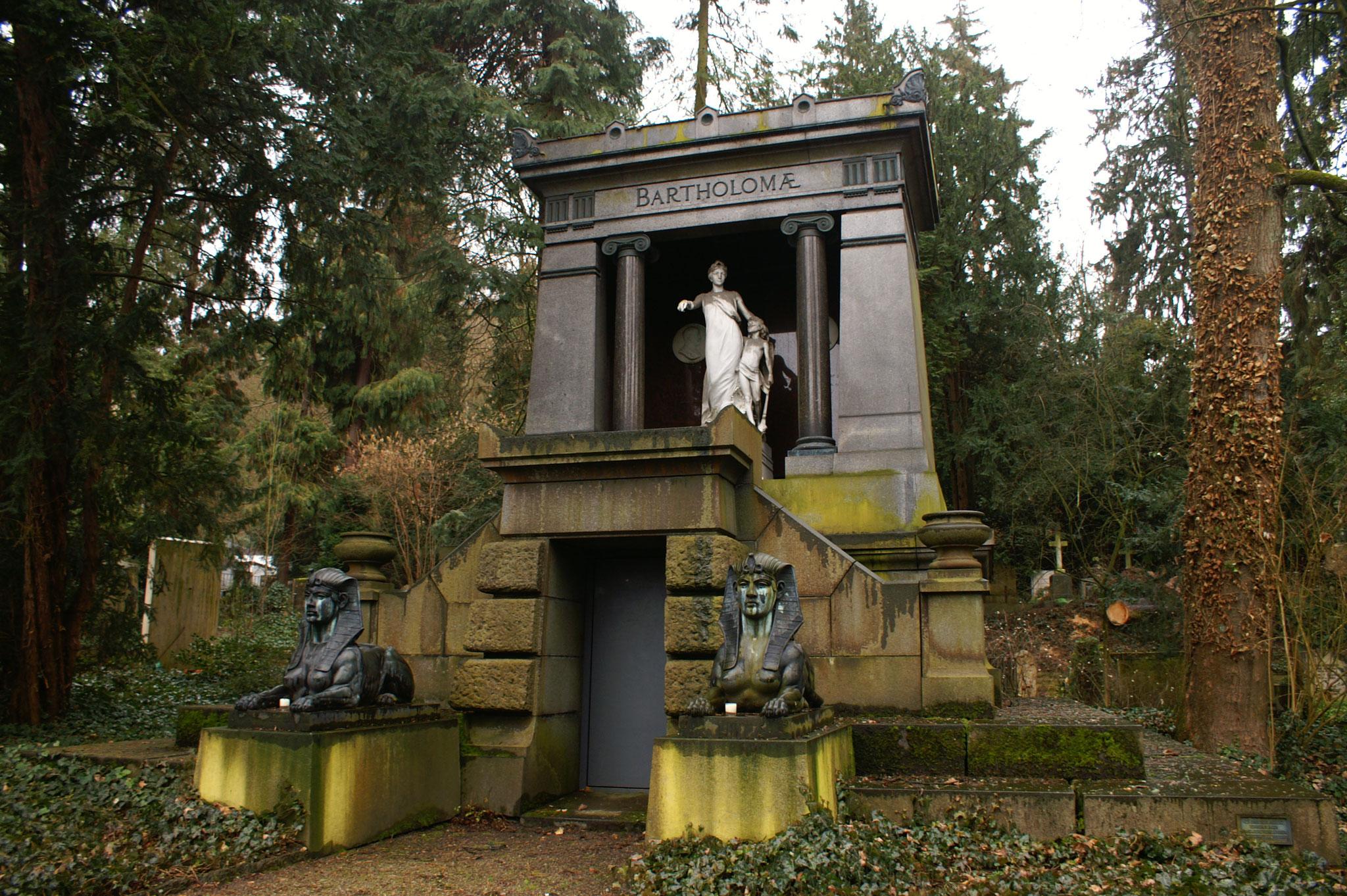 Führung Bergfriedhof Heidelberg