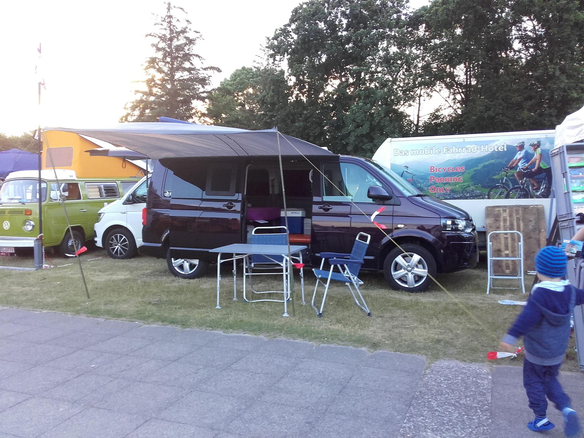 Midsummer Festival Fehmarn '16 mit T5 / T6