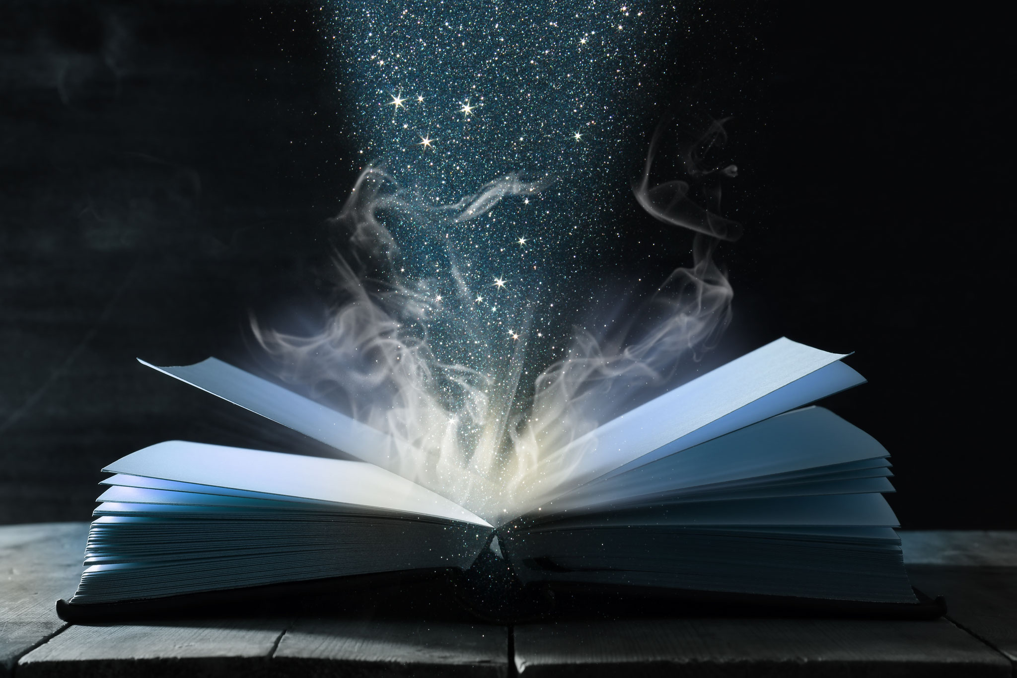 Alten und Neuen Geschichten lauschen ...