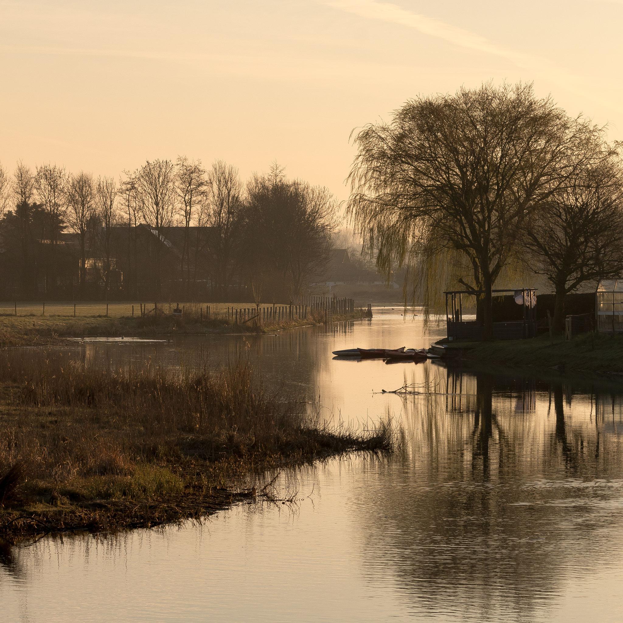 Voorjaar - Kromme Rijn