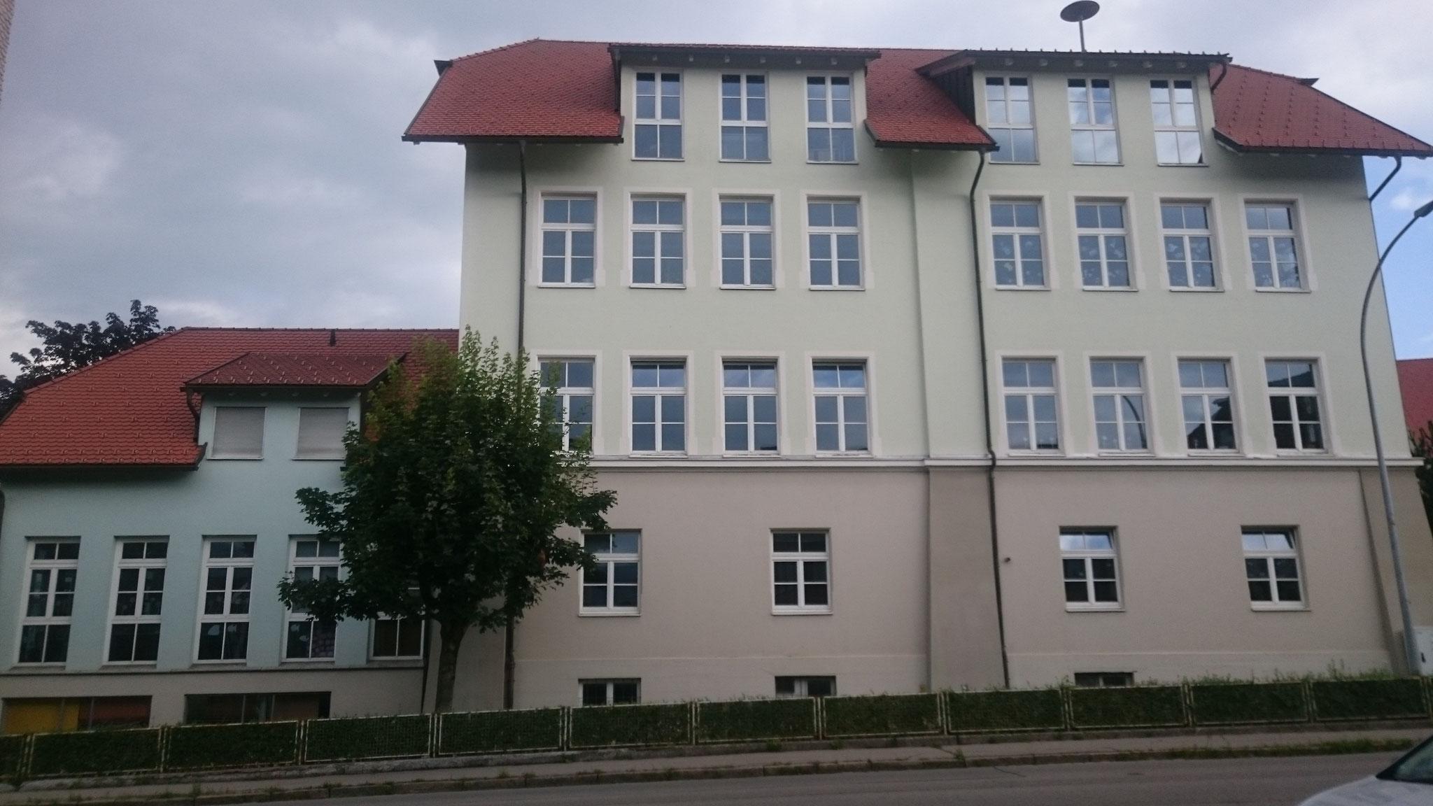 Energetische Sanierung Grundschule in Opfenbach - Bestand