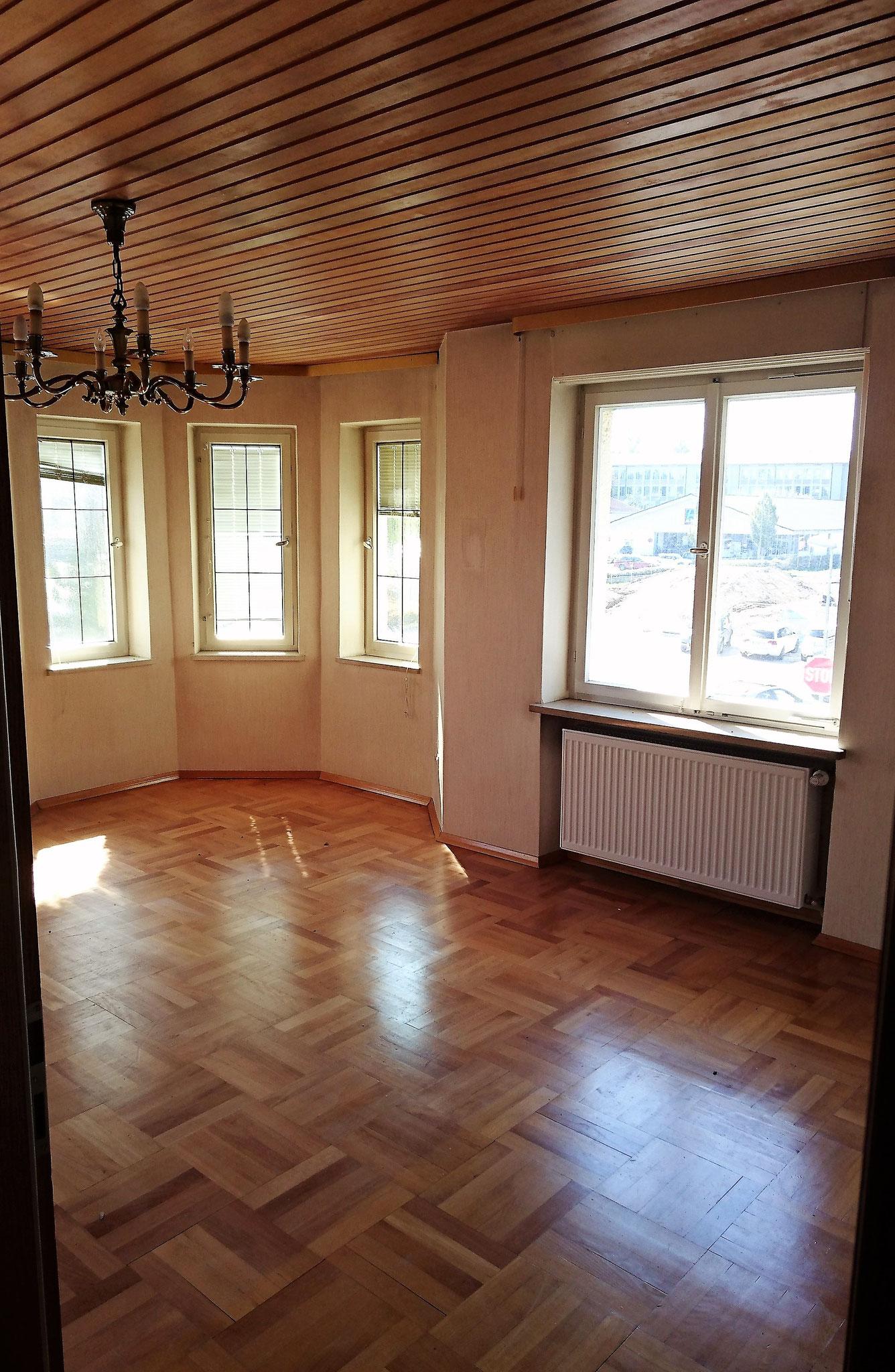 Bestand, Sanierung Stadthaus in Lindenberg