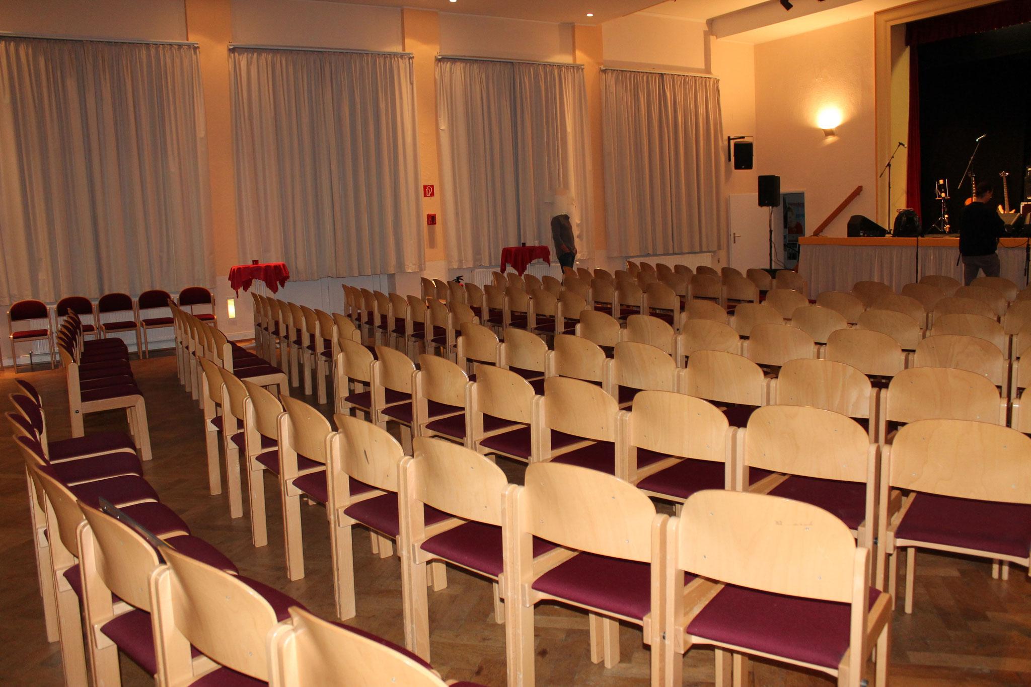 Zuschauersaal