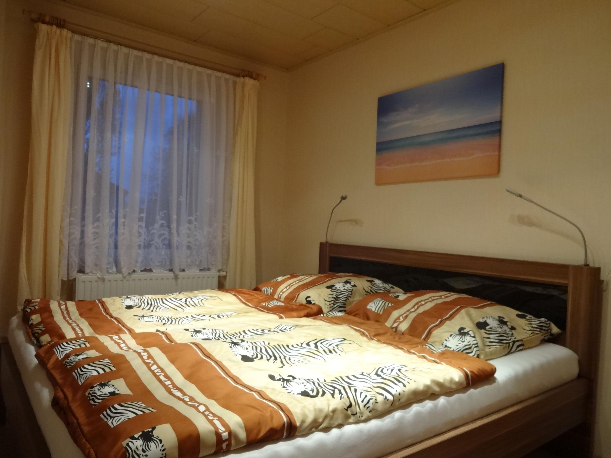 2. Schlafzimmer (zubuchbar)