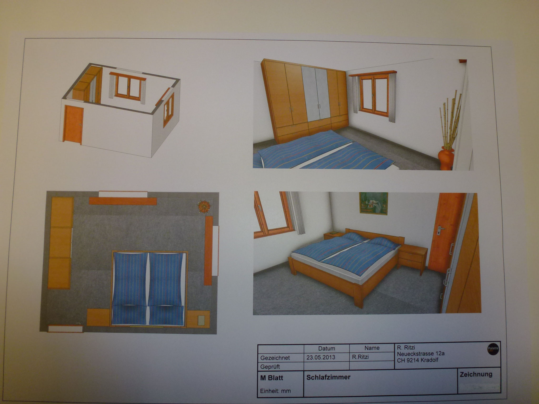 Planung-Umbauten