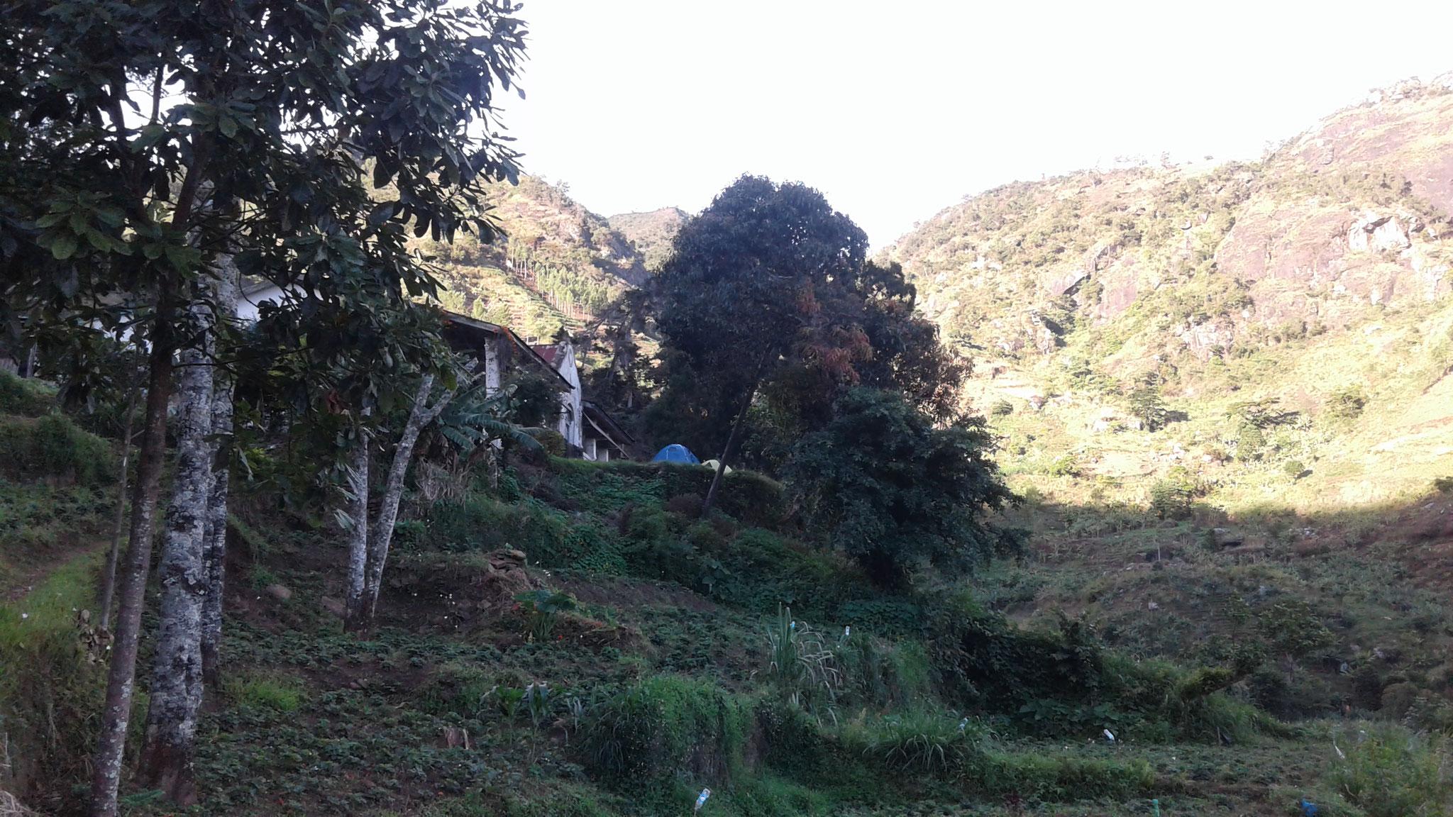 Campsite Uluguru