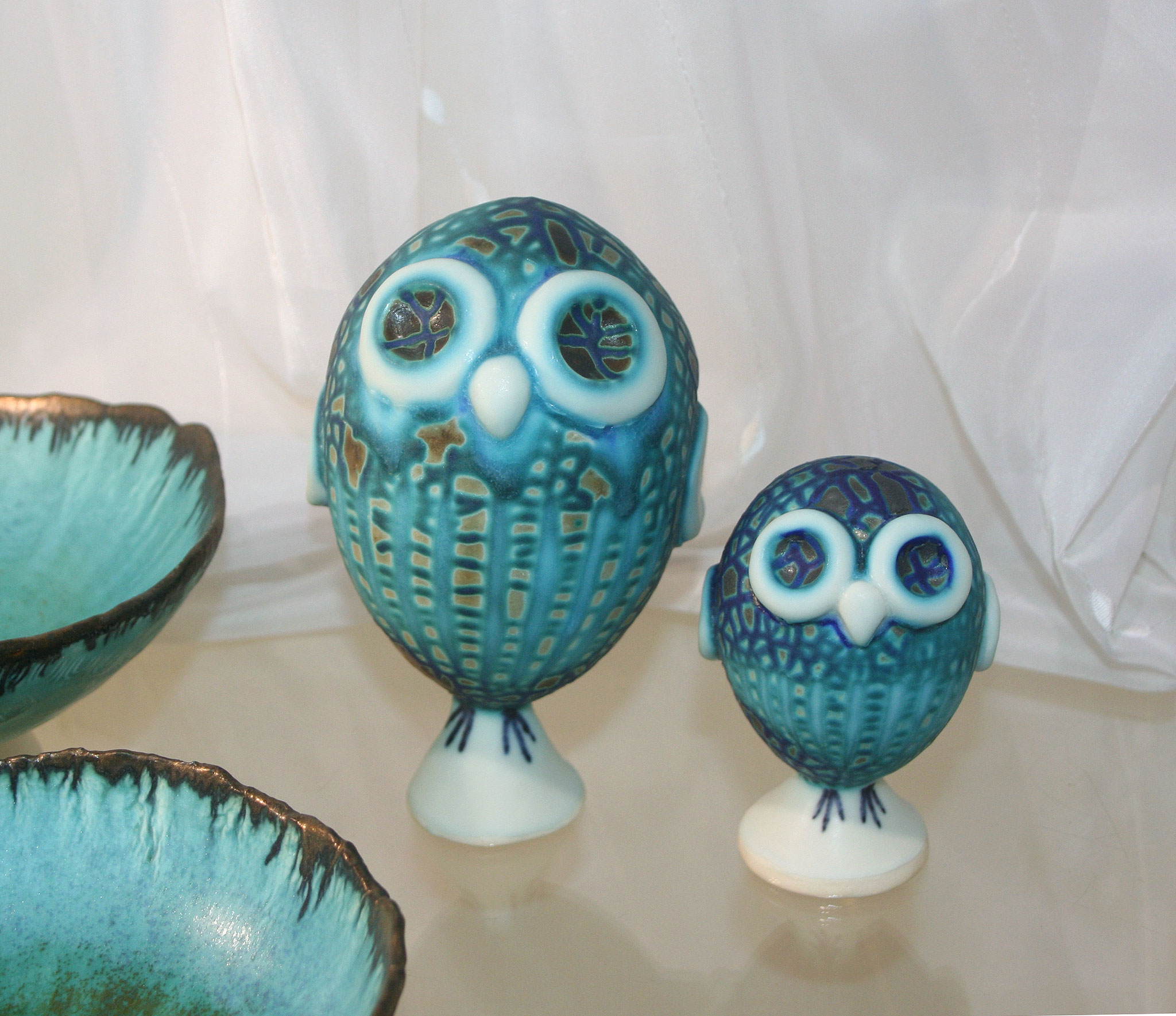 Owls large & little