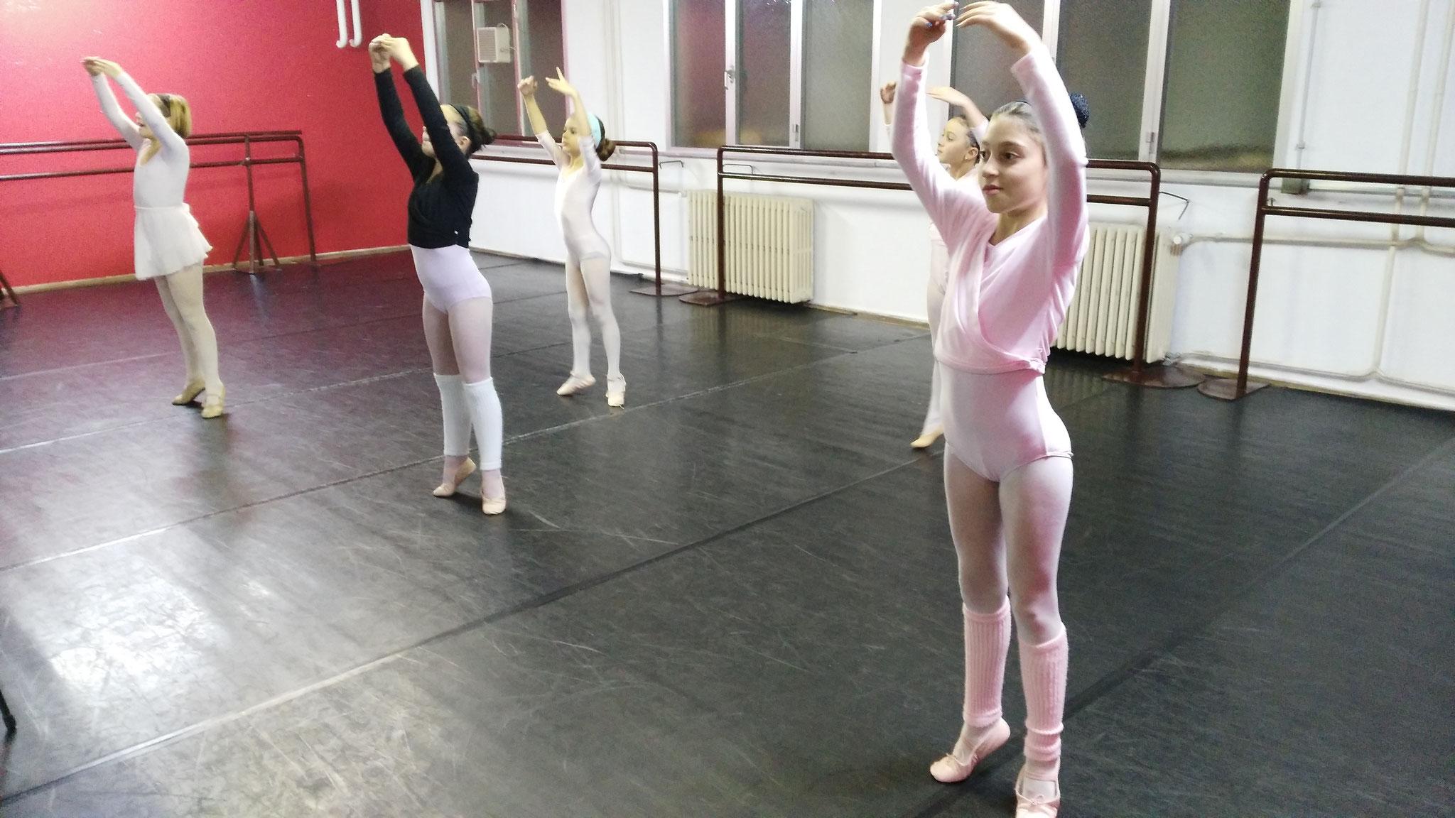 Corso danza classica Principianti 8-9 anni