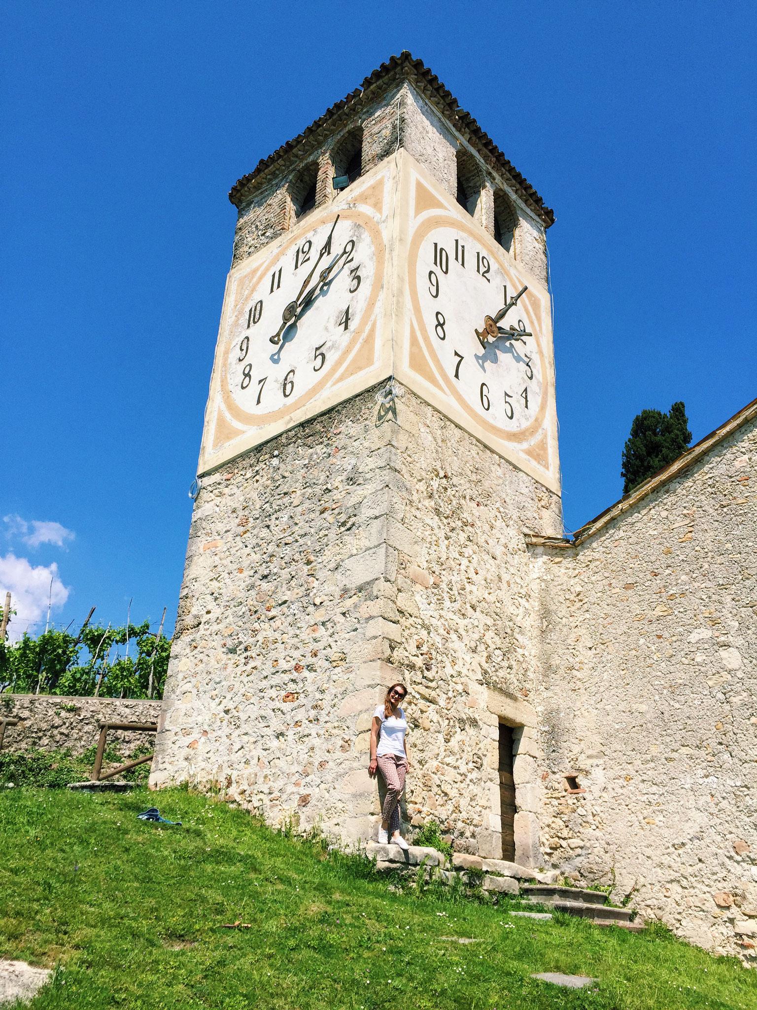 ... nach Conegliano...