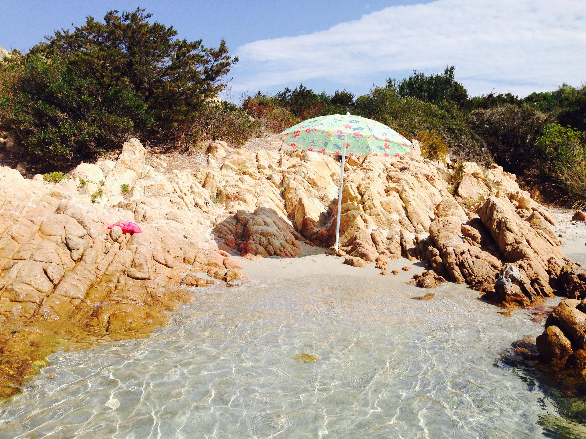 Spiaggia del Principe.