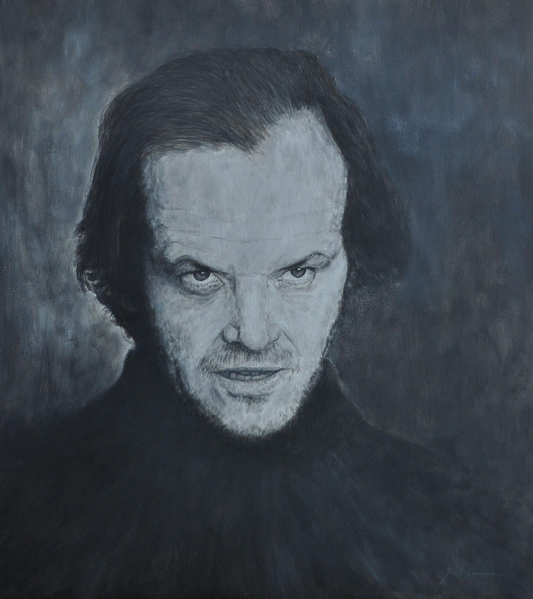 Jack Nicholson (Acryl)