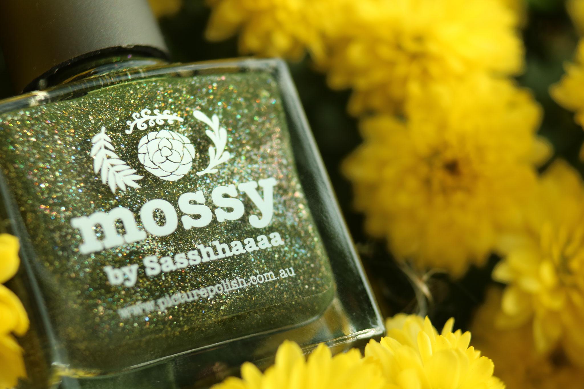 Neue Farbe - Mossy von Picture Polish