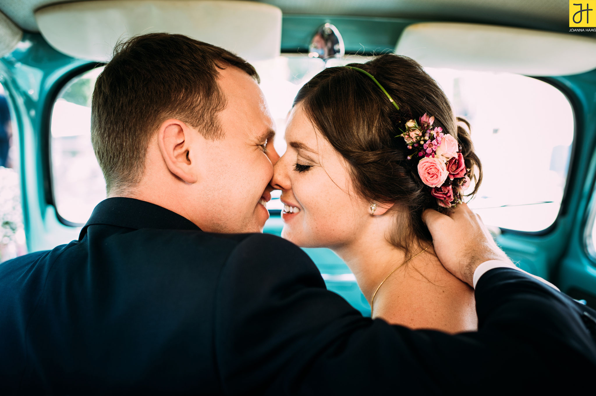 © JOANNA HAAG / #Hochzeit #Brautpaarshooting #Brautpaar #Villingen