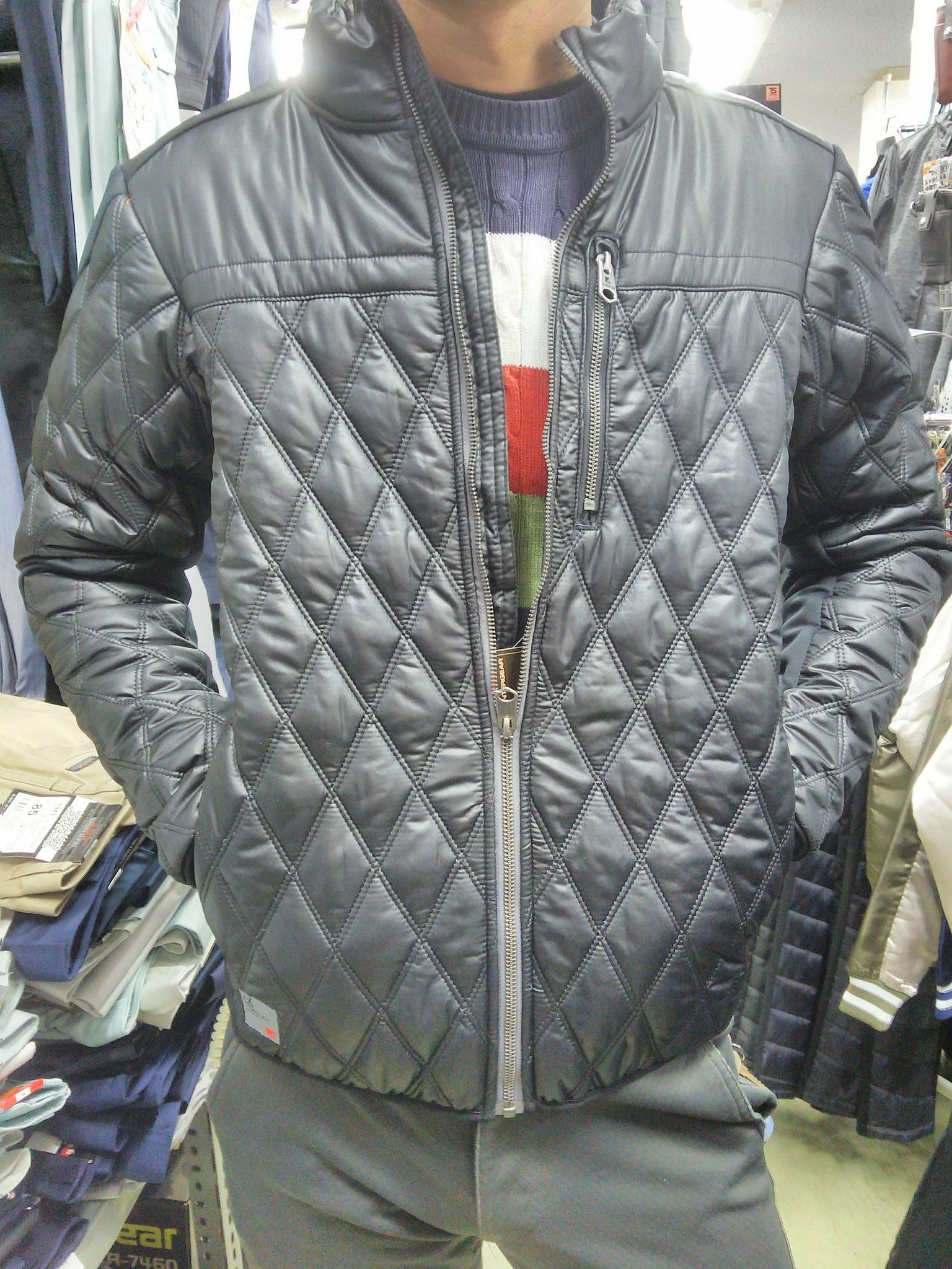 I'Z FRONTIER~アイズフロンティア~9010 発熱防寒ジャケット ダウンの様な軽さです!!