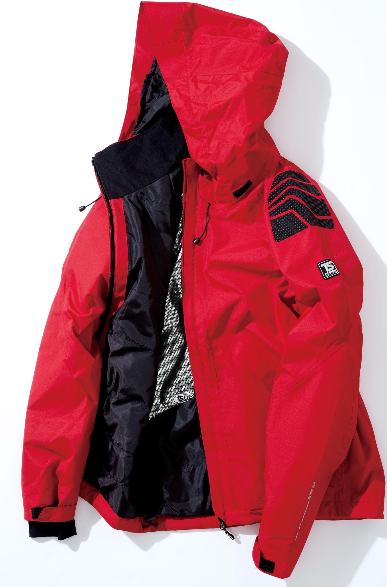 TS DESIGN(TSデザイン)18226 メガヒート防水防寒ジャケット ¥12,650(税込)