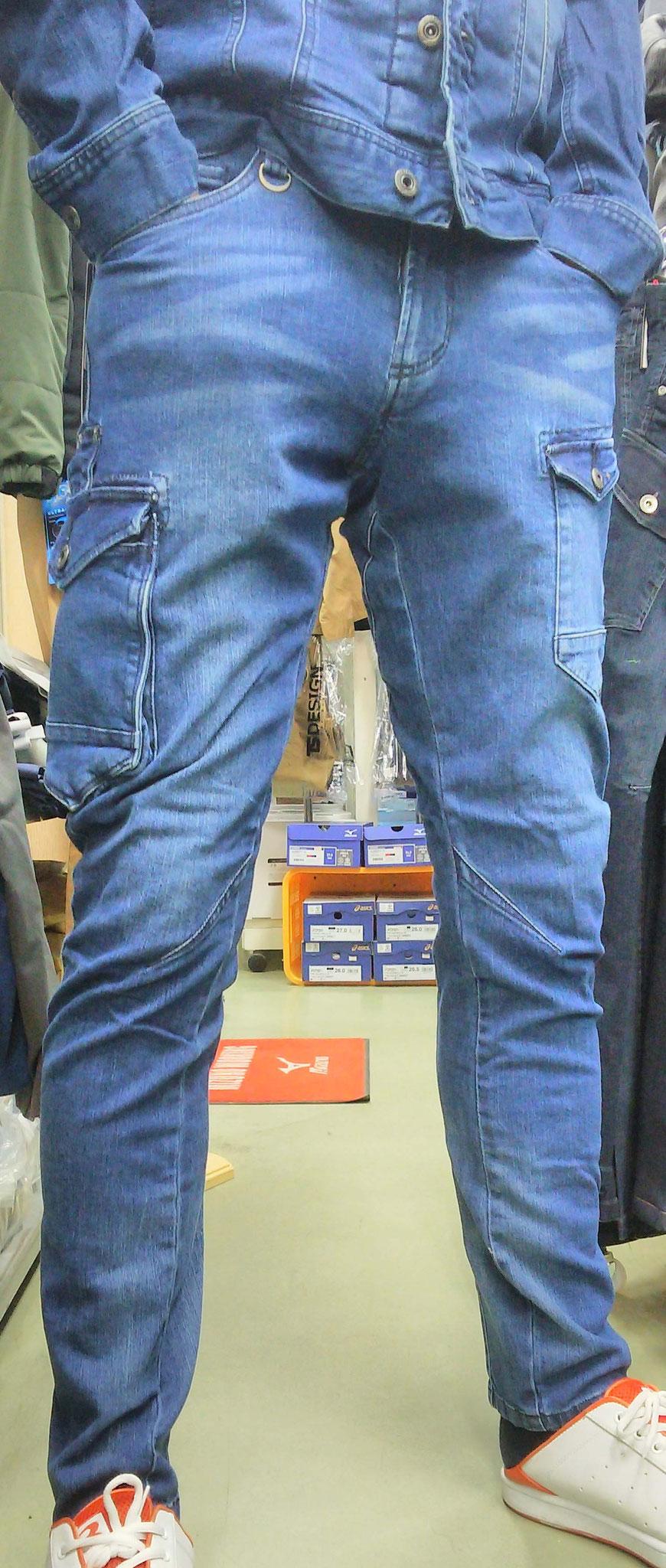 I'Z FRONTIER 7340 SERIES ~アイズフロンティア~ 履いてみました。予想以上にぴったりフィットします。