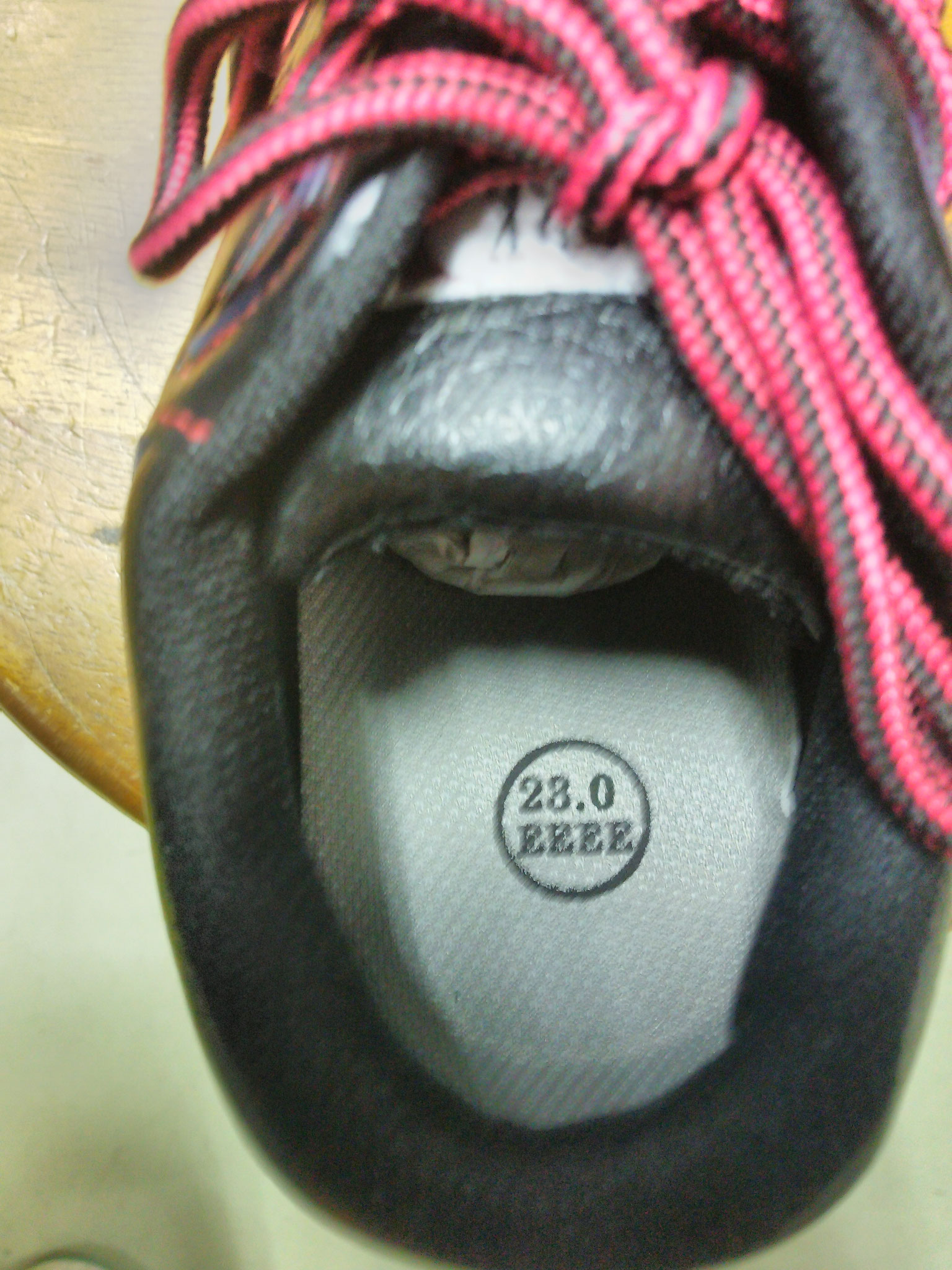 JW-750  安全靴 ¥3,300(税込) 甲高幅広の方も安心の4E!!