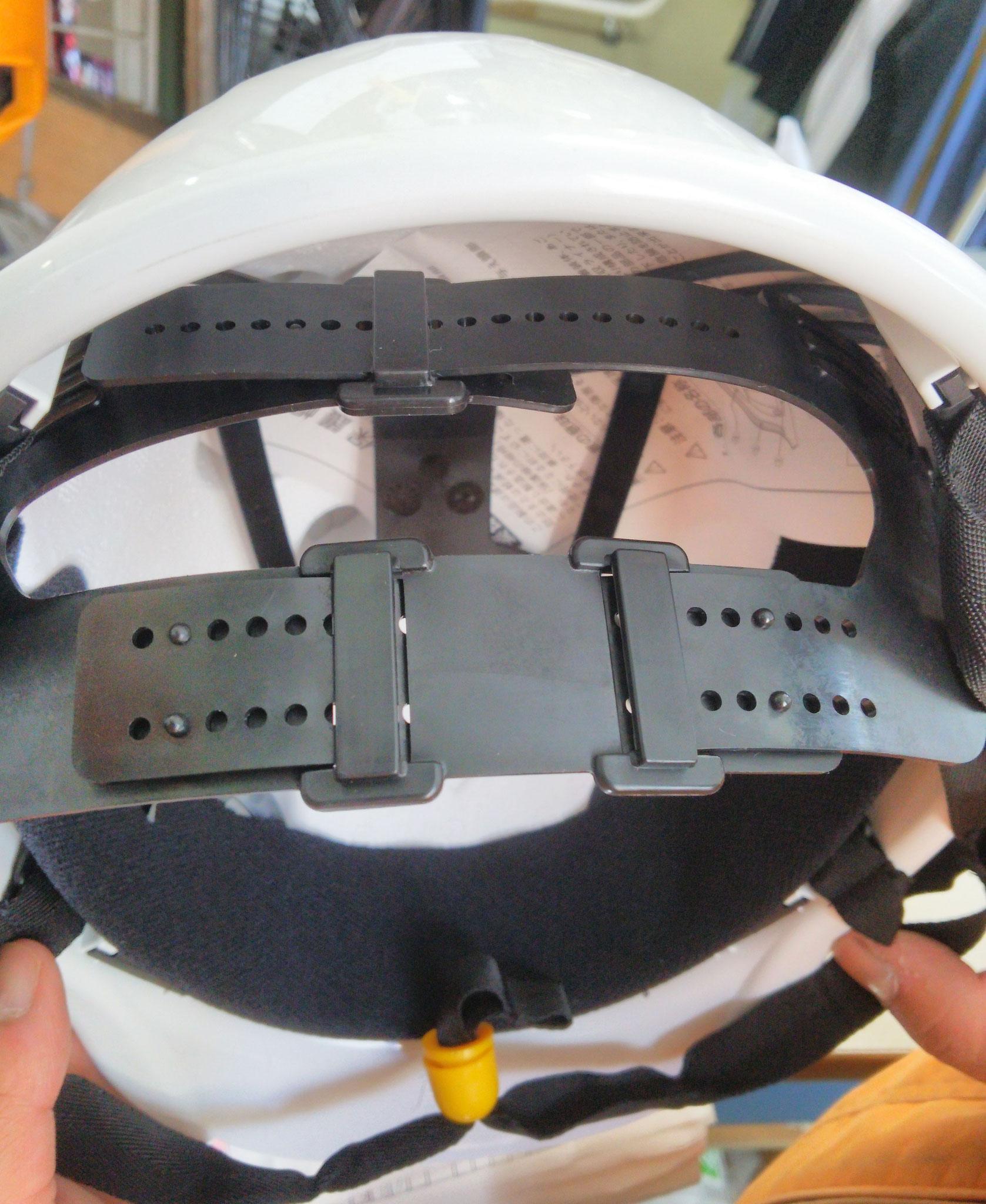 KAGAヘルメット アメリカン型BS-1Pライナー入 FB型ヘッドバンドで便利です。