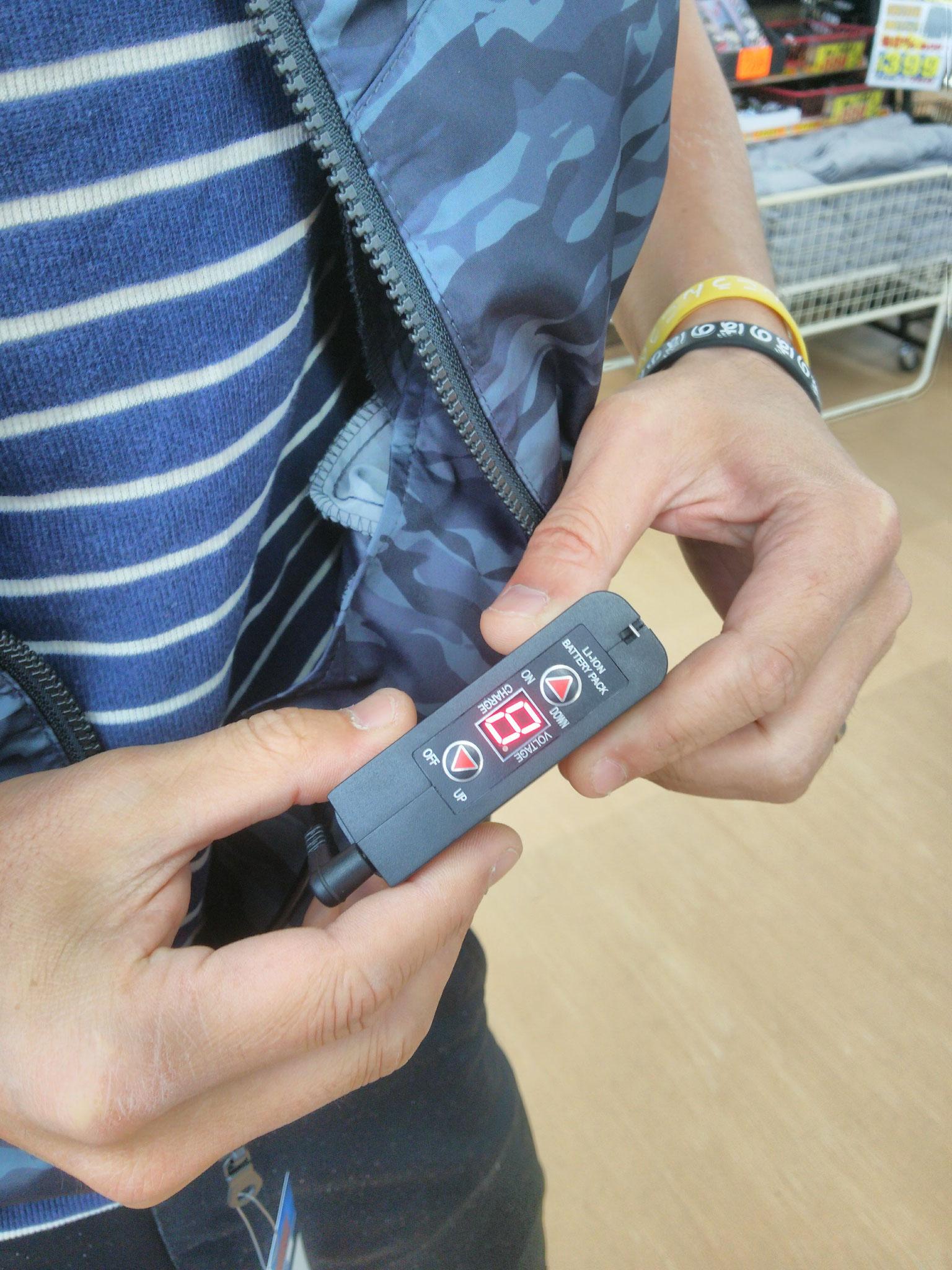 高性能 LIULTRA1J リチウムイオンバッテリー¥9,900(税込)