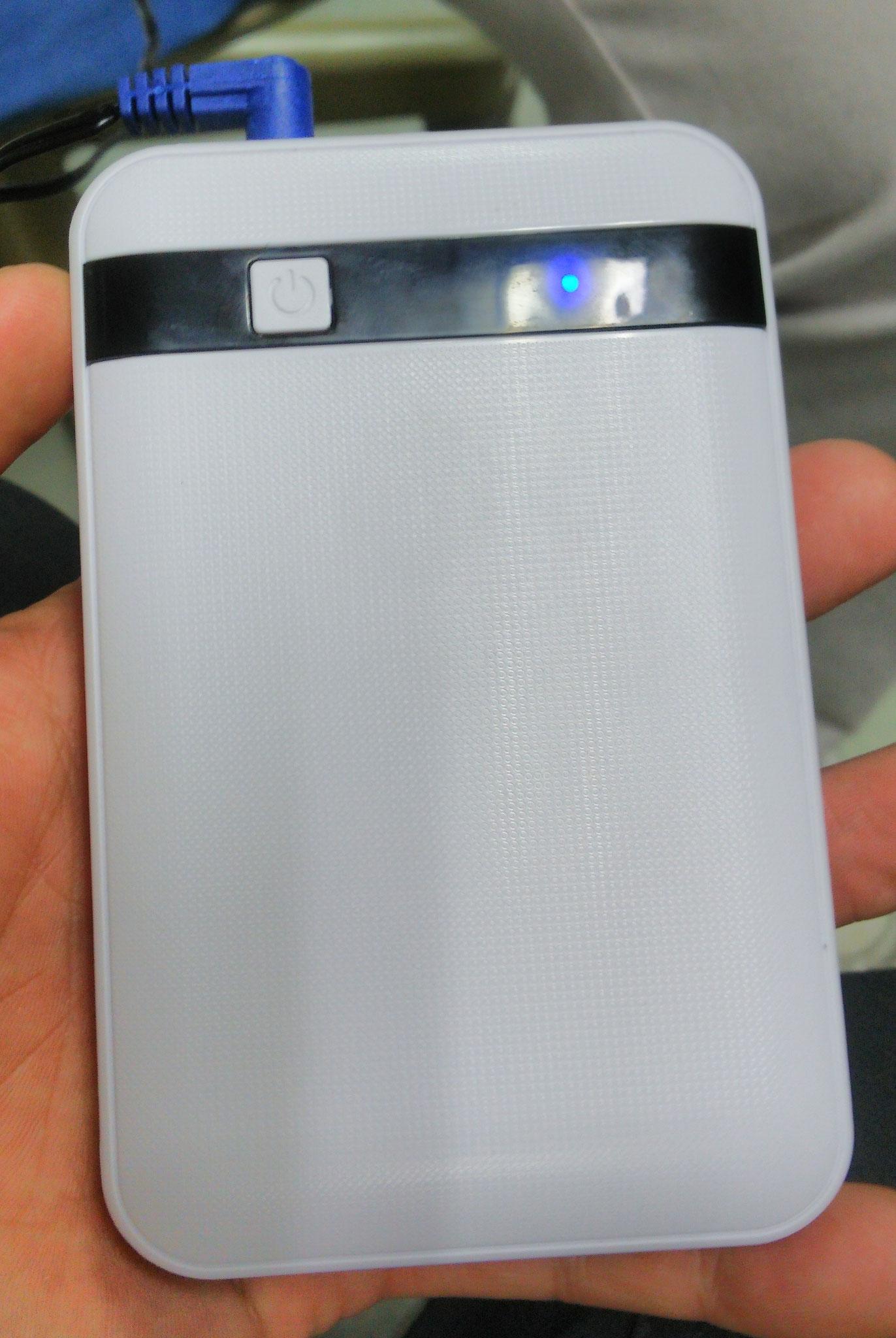 SK-6 バッテリーセット ¥6,930(税込)バッテリーは、パナソニック製ですので、安心の品質です。