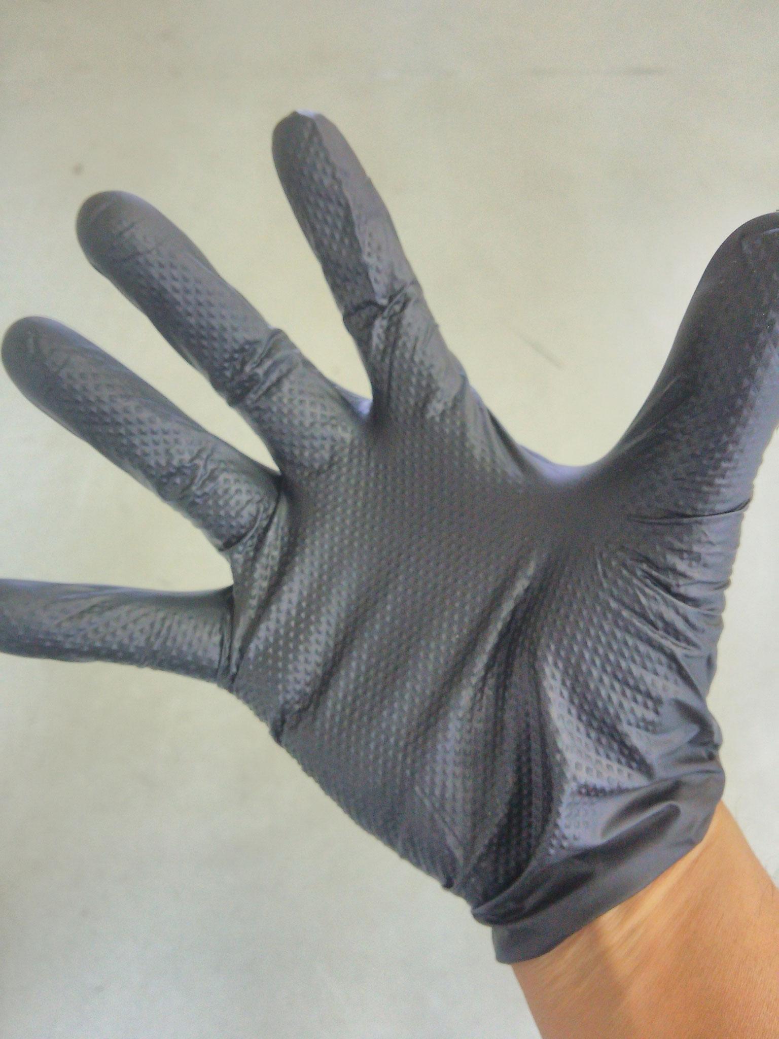 1100 メカニックグローブ オイル(油)・グリス・薬品に強い手袋!!