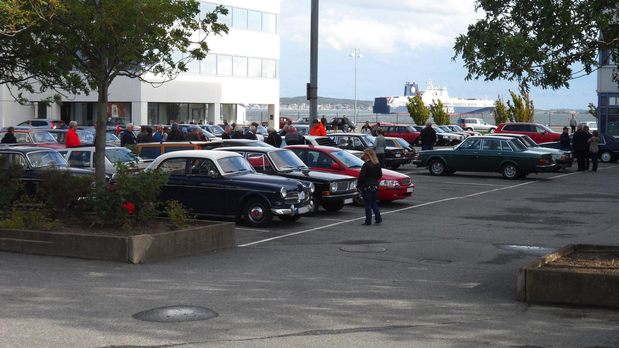 Foto Janine Neumann - VROM Rallye