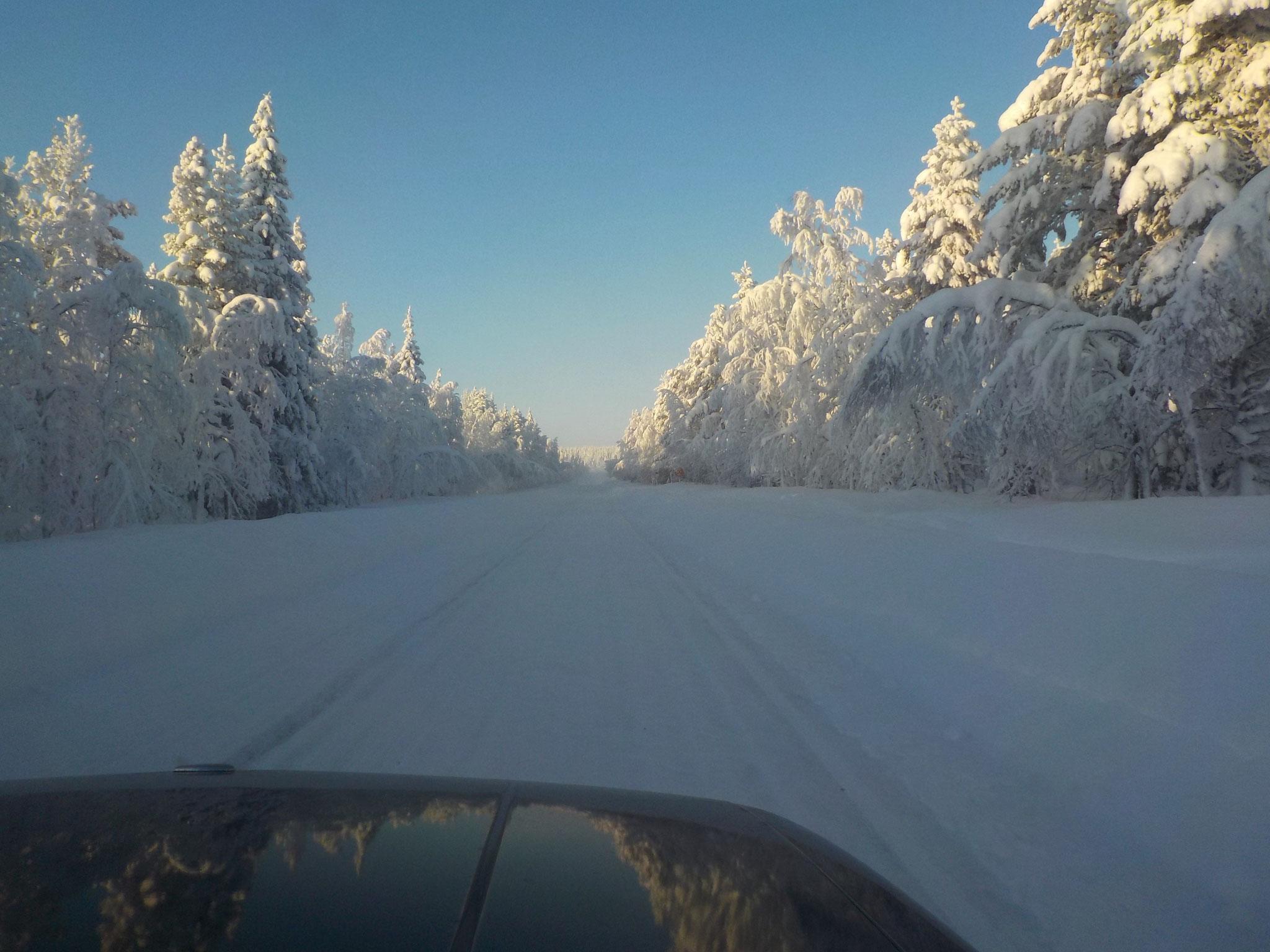 Foto: Volker Voß - viel Schnee