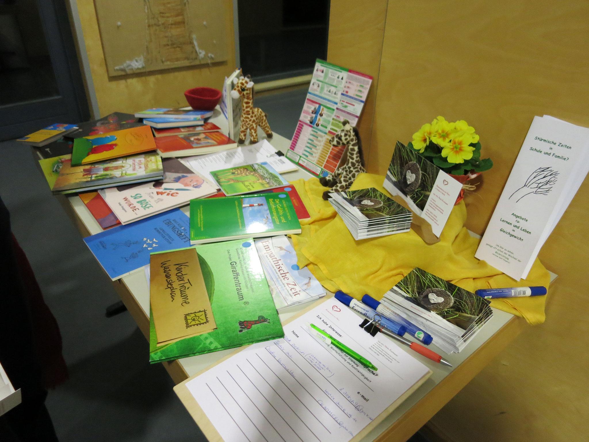 Schulprojekt Giraffensprache - Die gewaltfreie ...