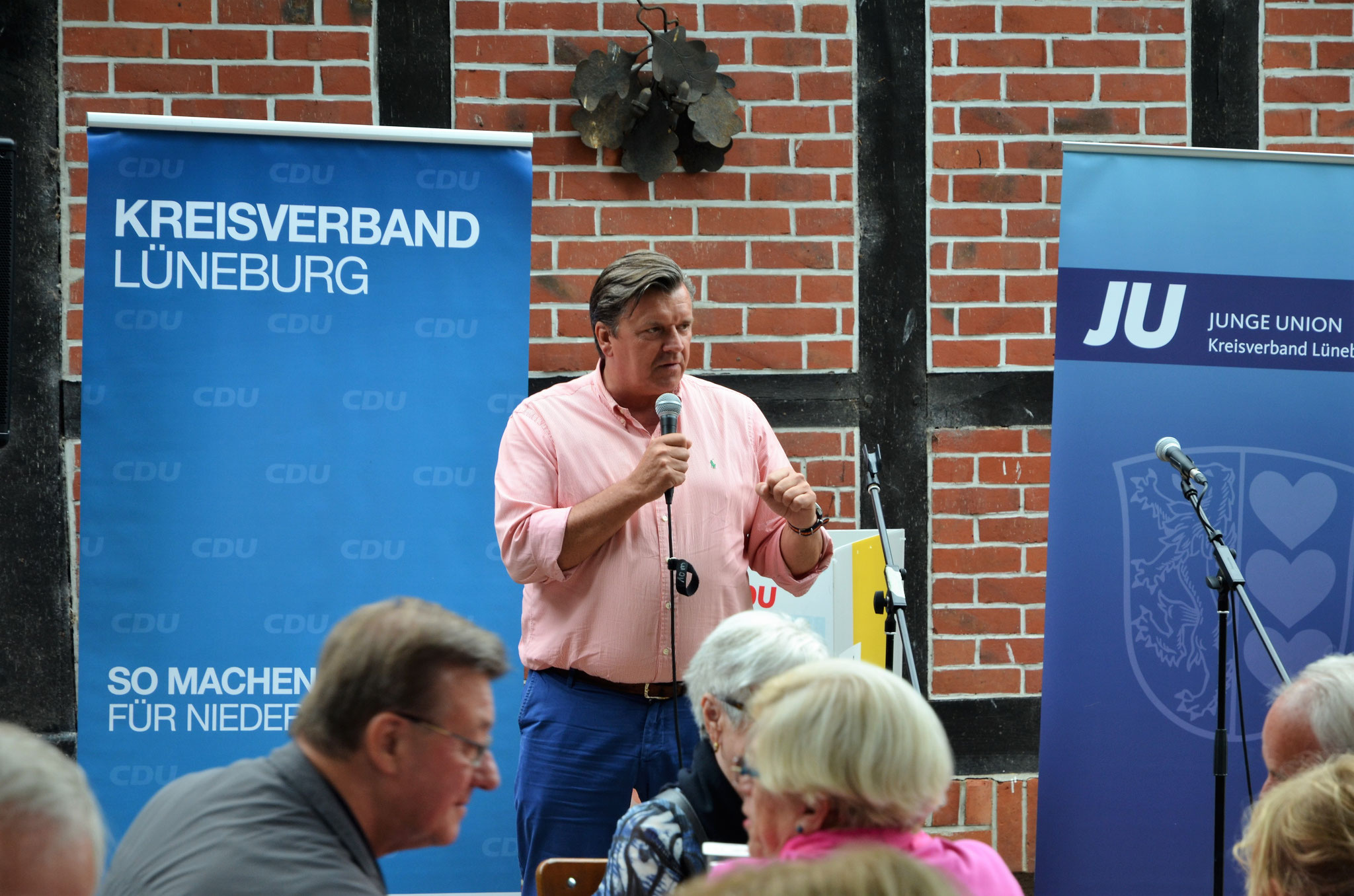 Landtagskandidat Uwe Dorendorf