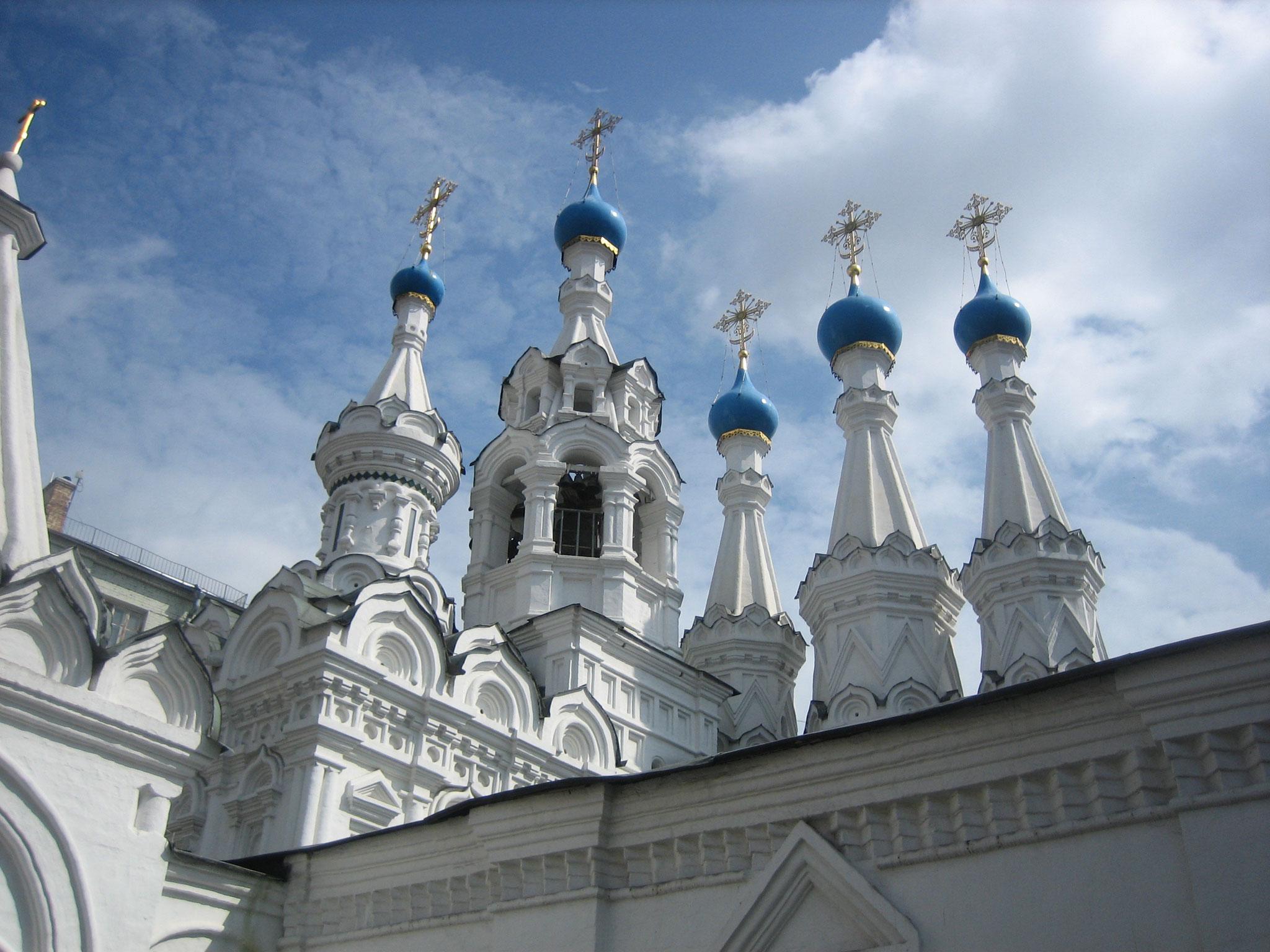 モスクワの空